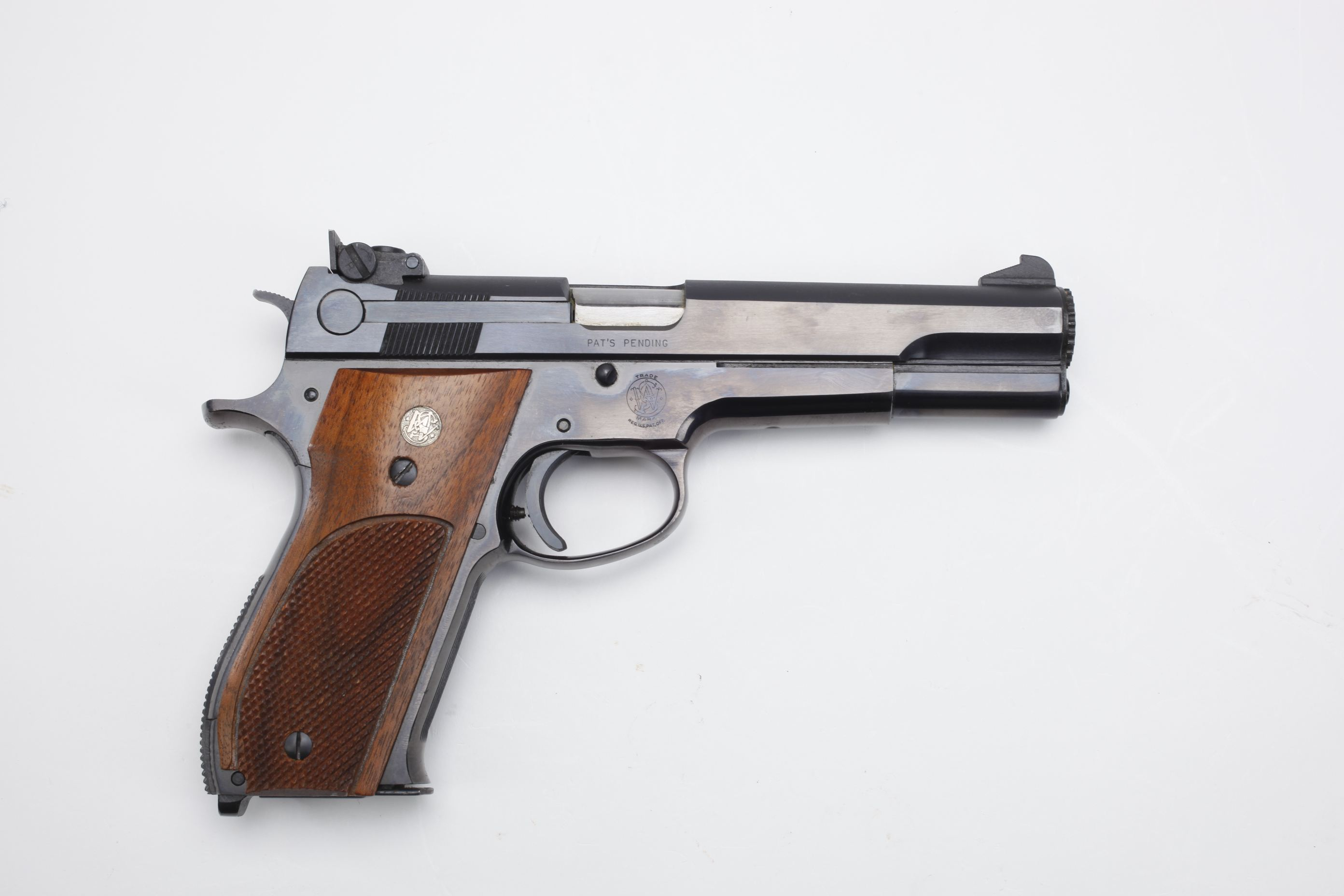 Smith & Wesson Model 52 1 Semi Automatic Pistol