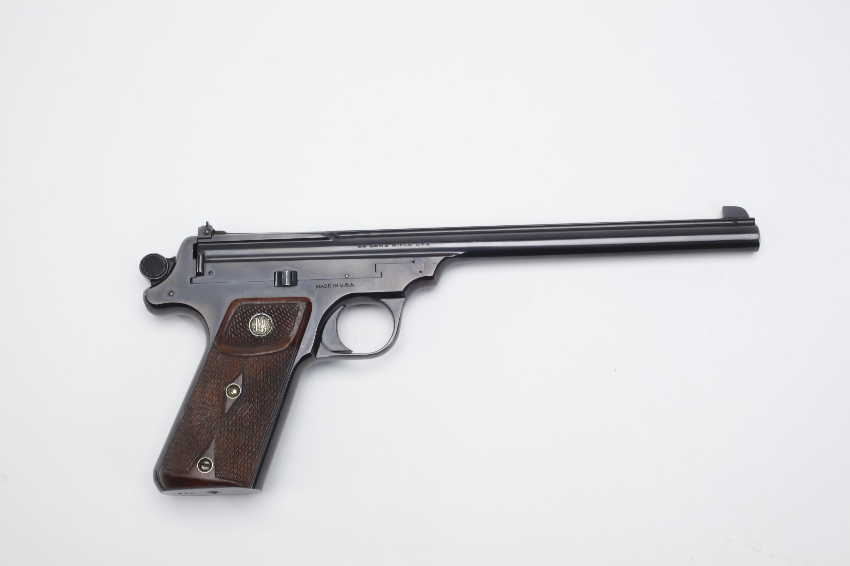 Smith & Wesson Straight Line Single Shot Pistol