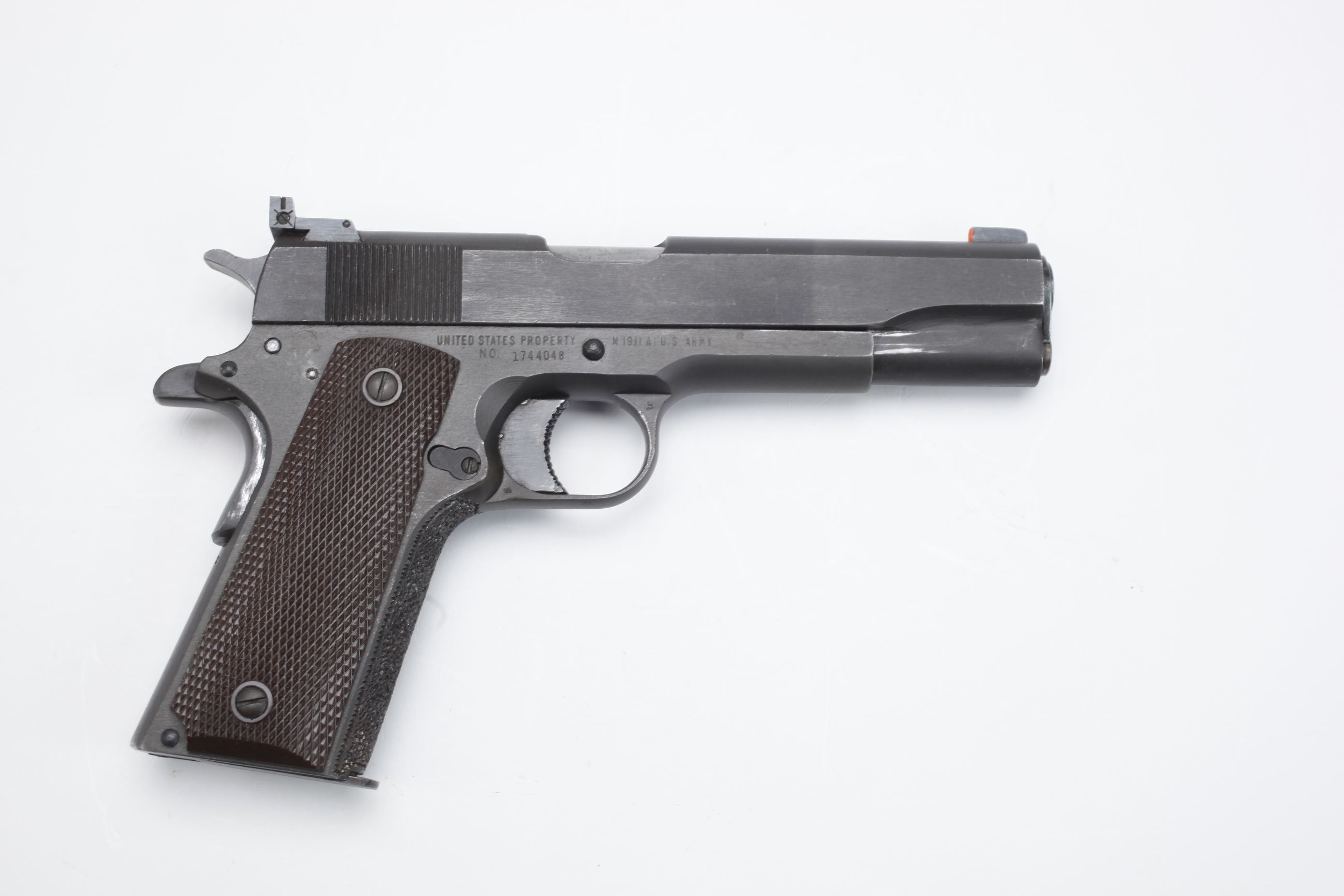 U.S./Remington Rand Model 1911A1 Pistol