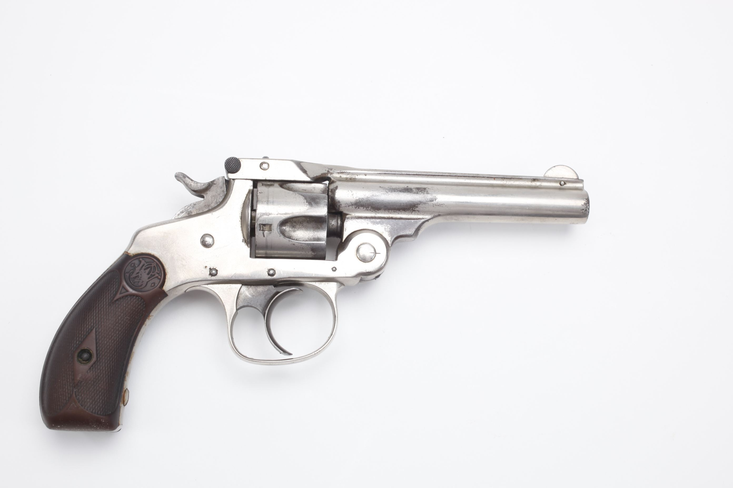 Smith & Wesson 32 Double Action Fourth Model Revolver
