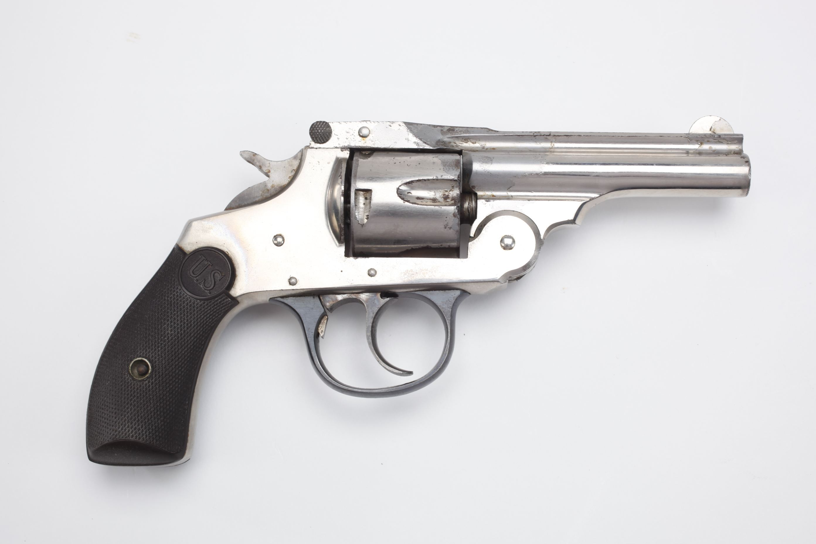 U.S. Revolver Co Iver Johnson revolver (1)