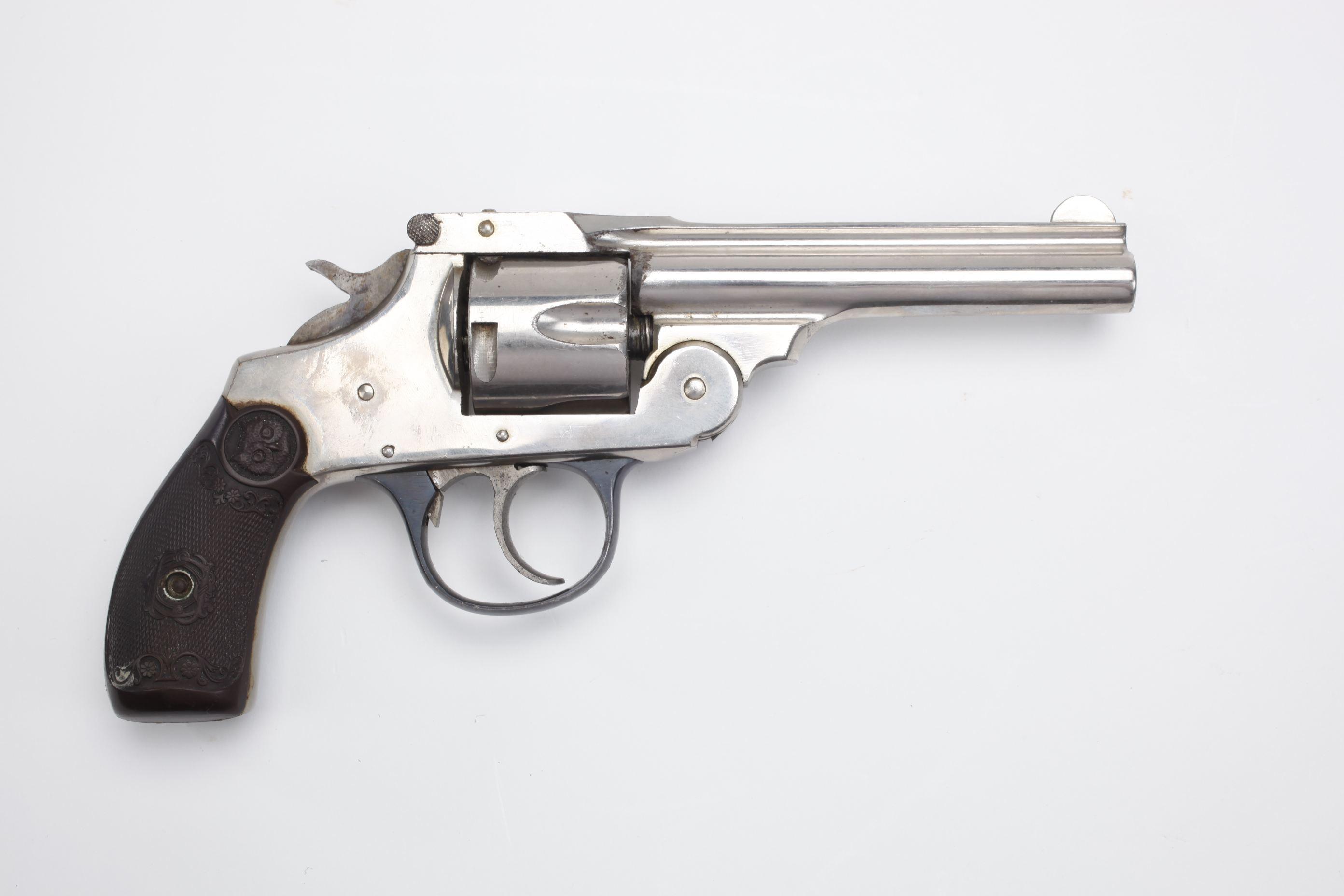 Iver Johnson Top Break Revolver