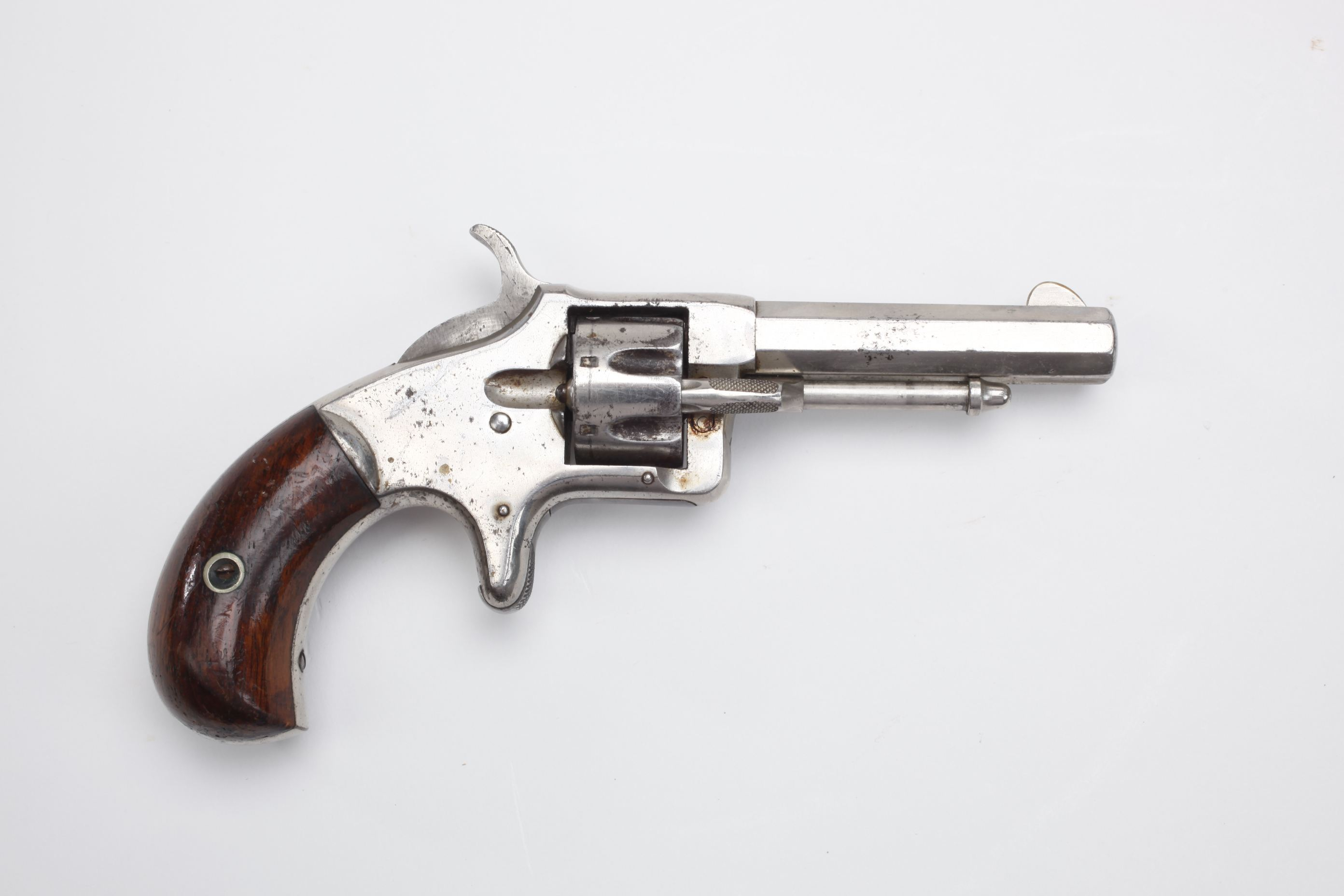 Wesson & Harrington Rod Ejection Revolver