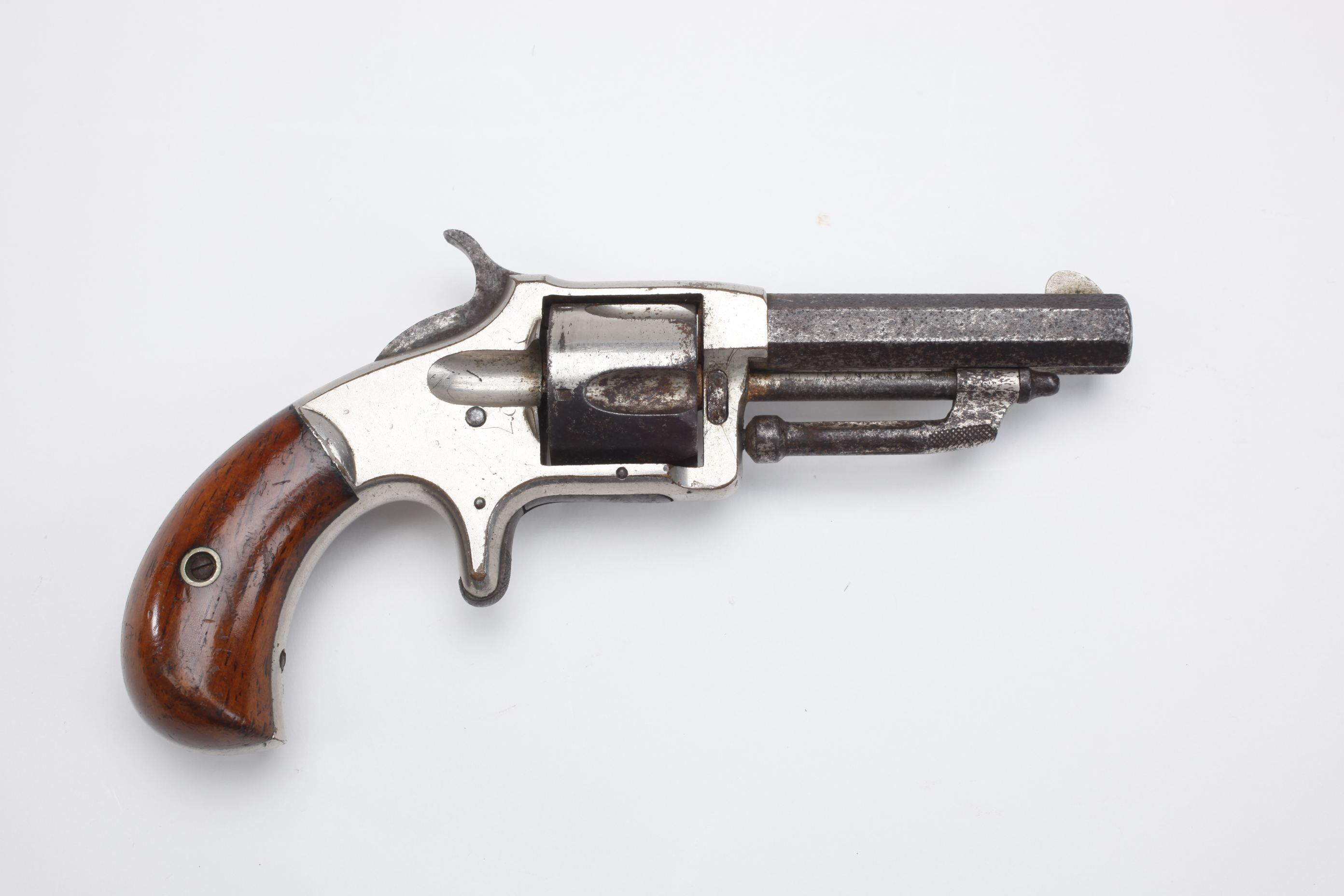 Wesson & Harrington No 3 Rod Ejection Revolver