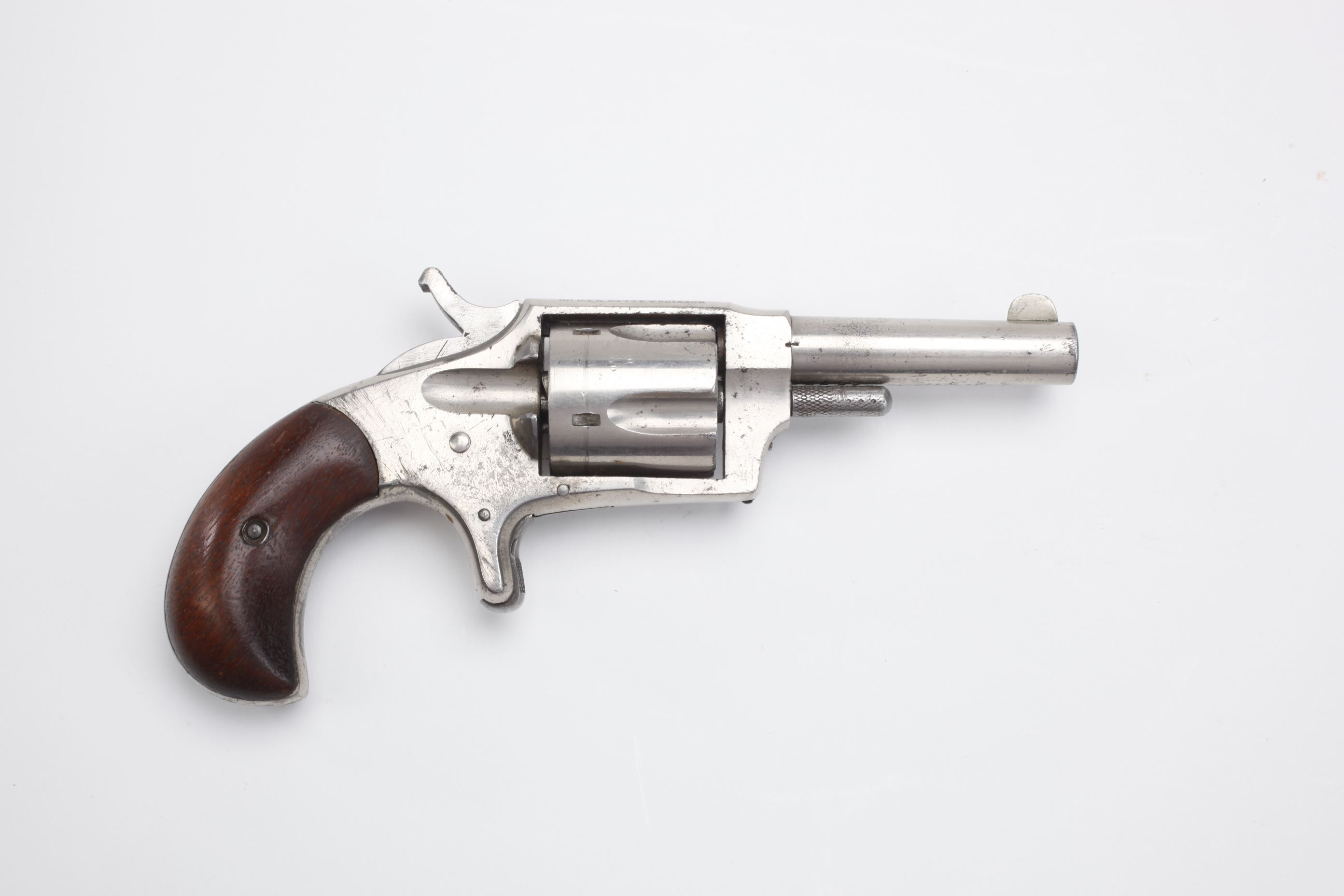 Hopkins & Allen Ranger No 2 revolver