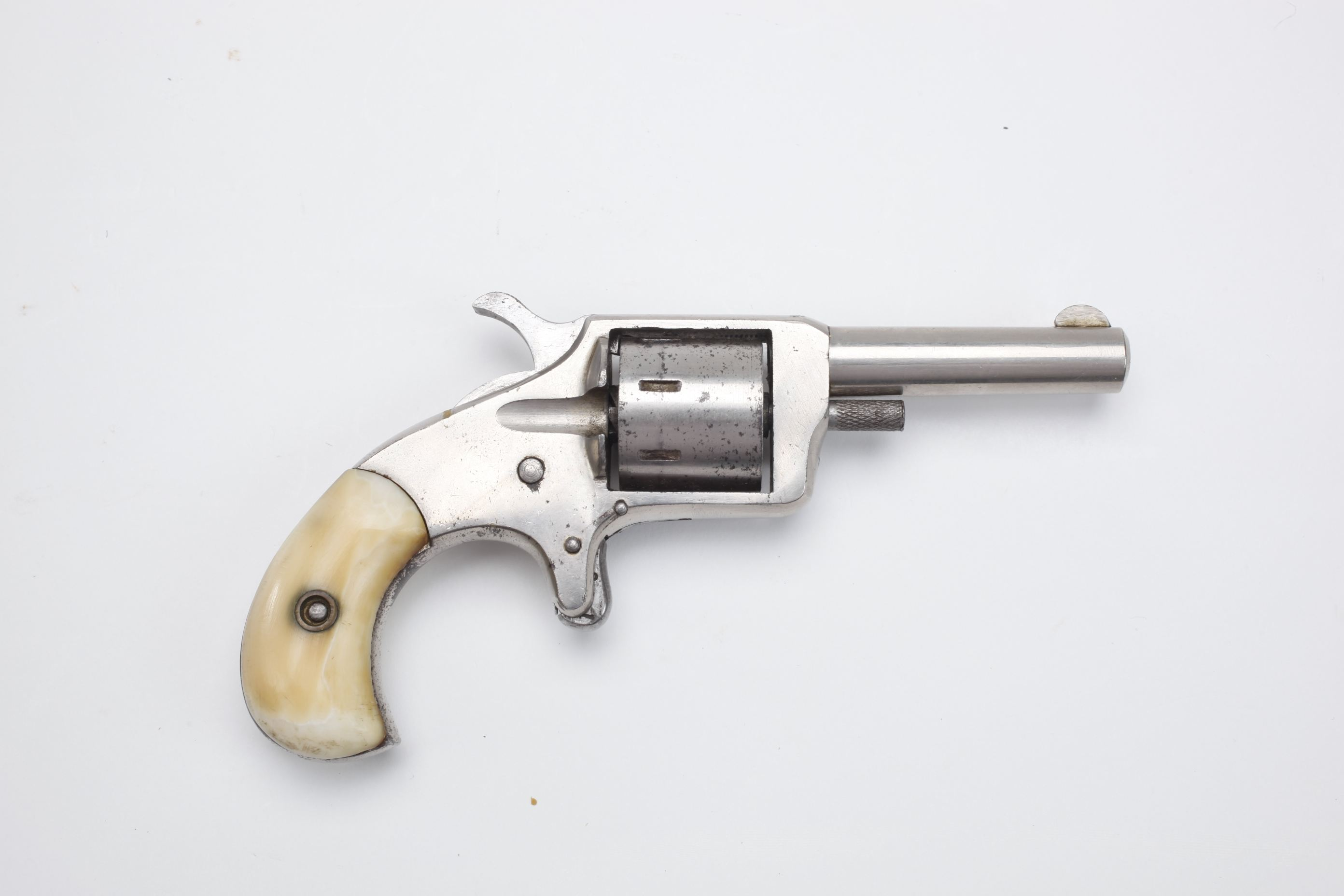 Scott Arms Co No. 3 revolver