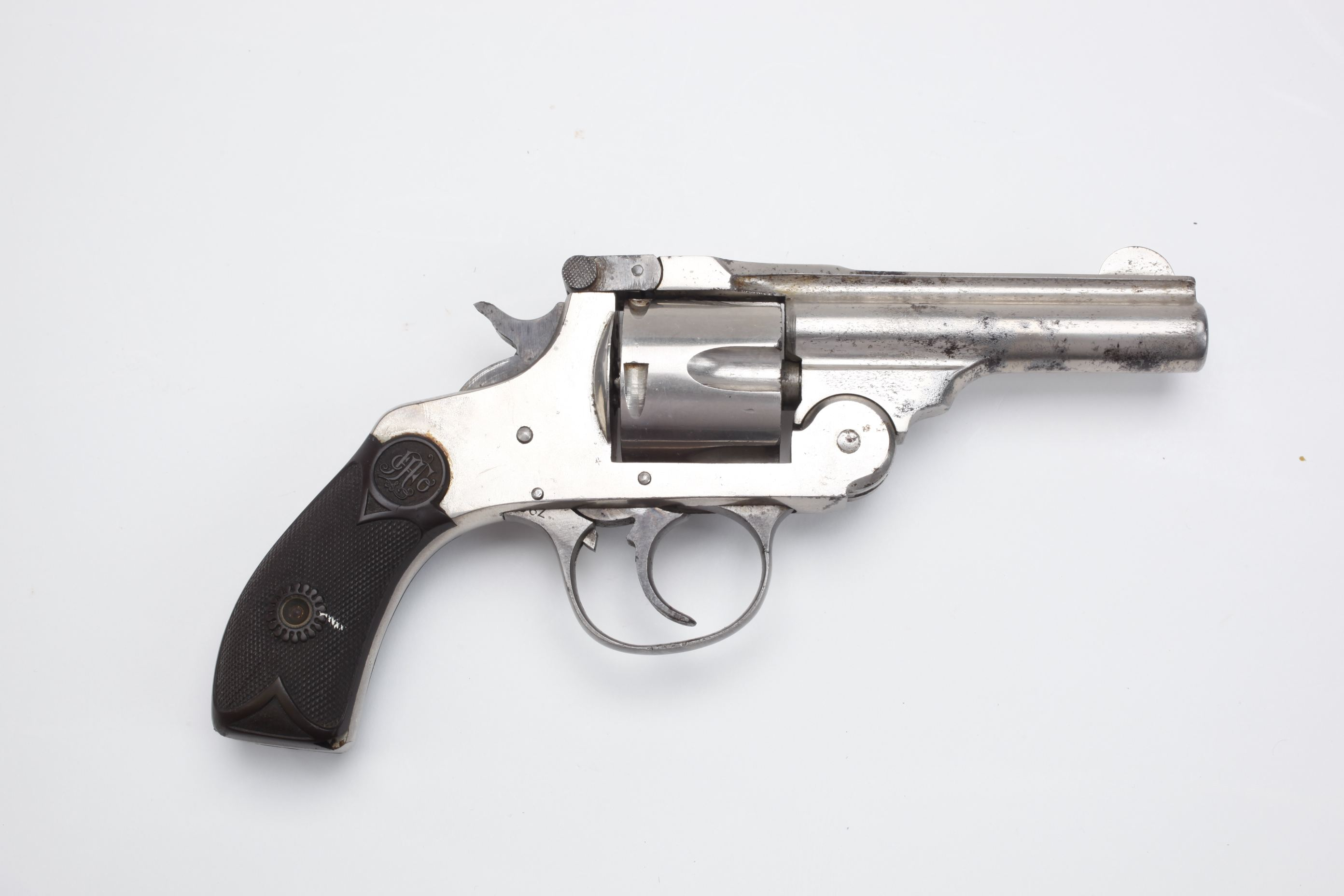 Fryberg Top Break revolver
