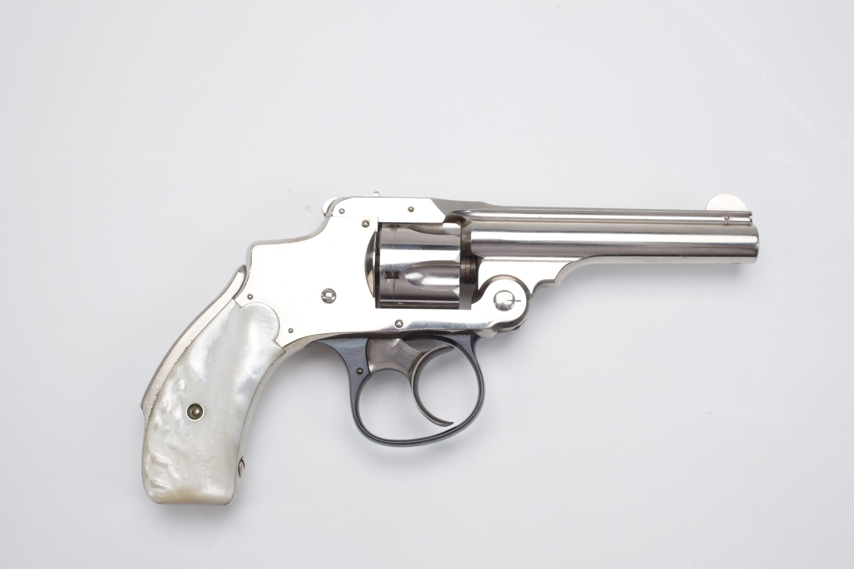 Smith & Wesson 32 Safety First Model revolver