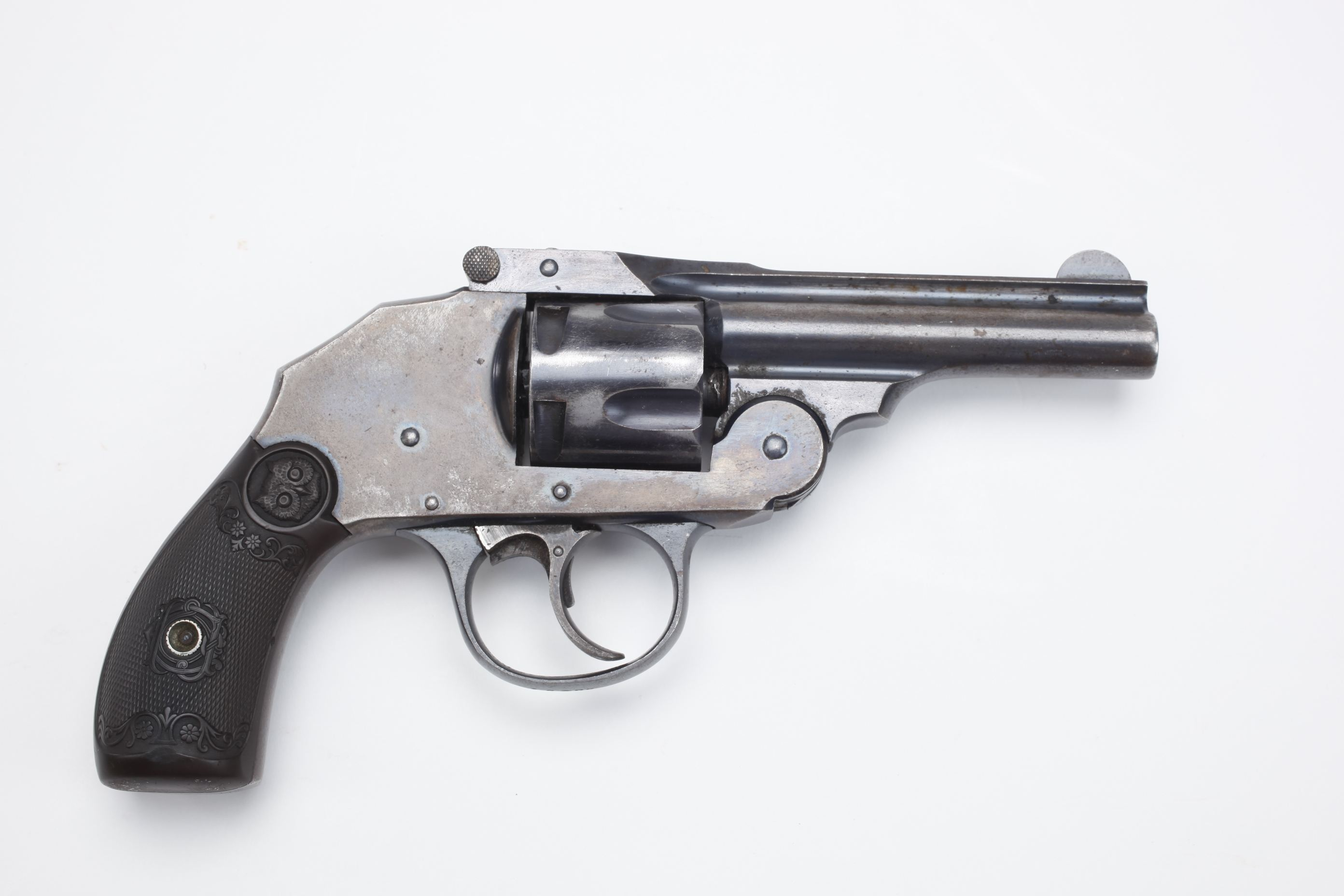 Iver Johnson New Model revolver