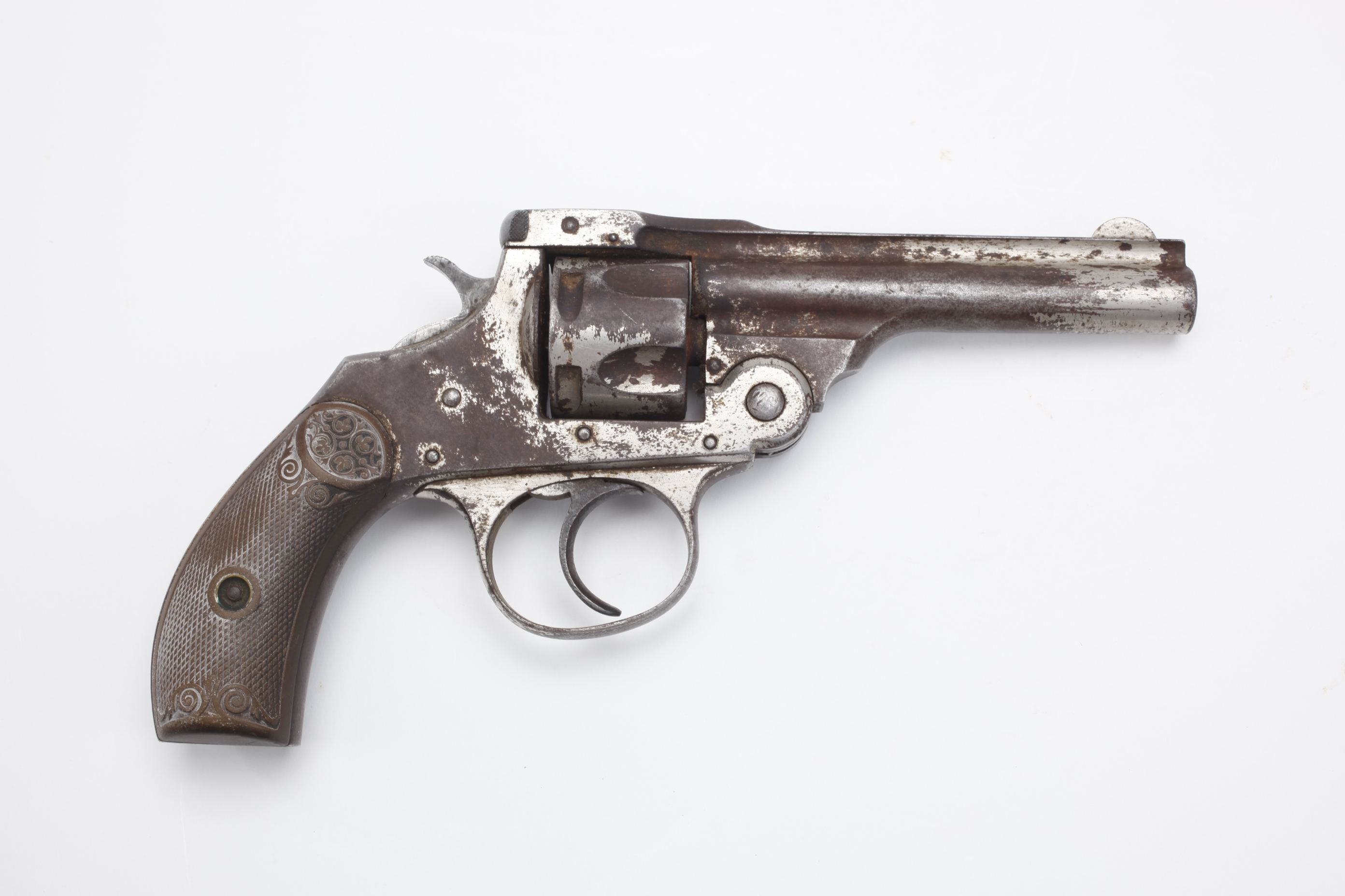 New York Arms Co Columbian Automatic revolver