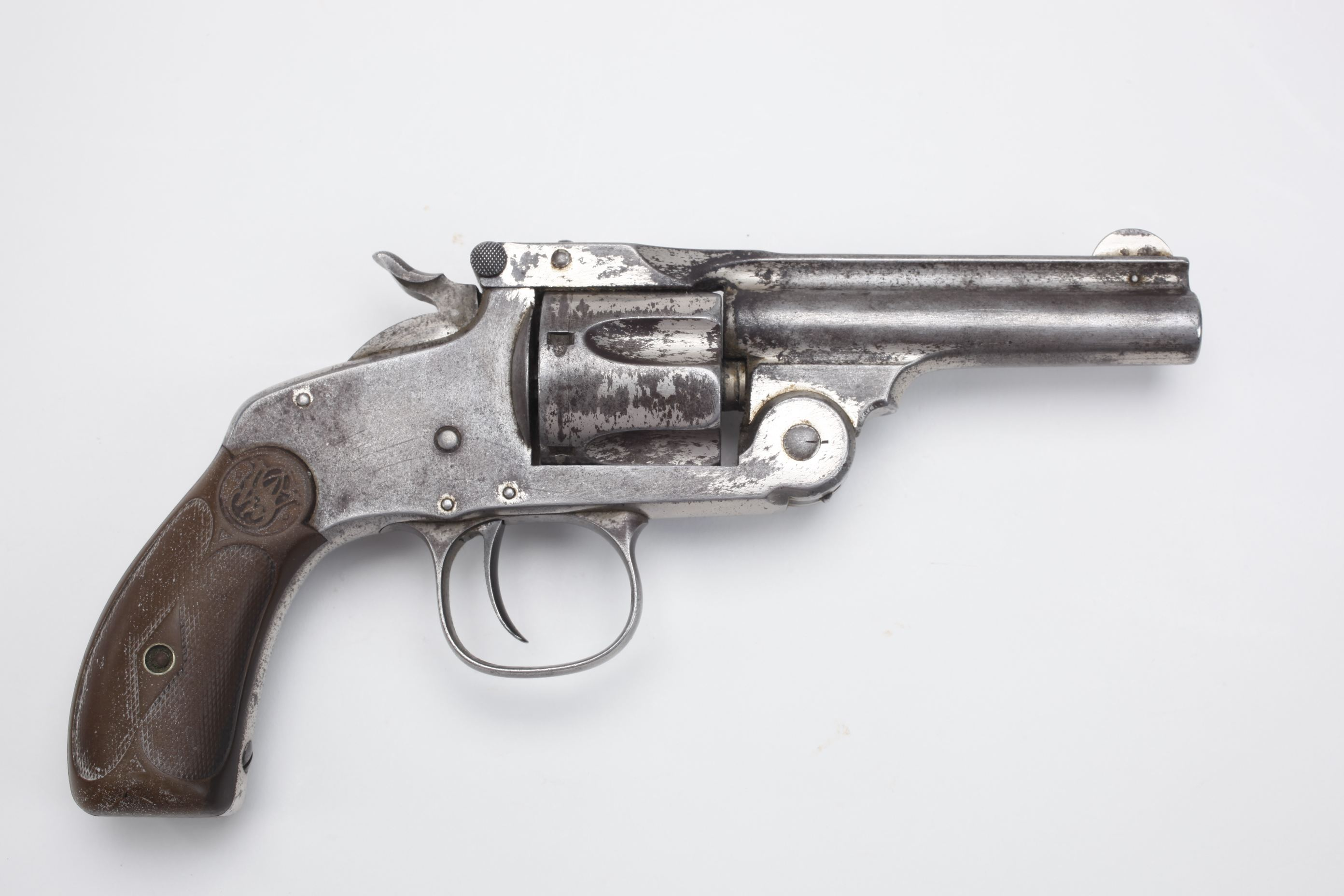 Smith & Wesson 38 Single Action Revolver