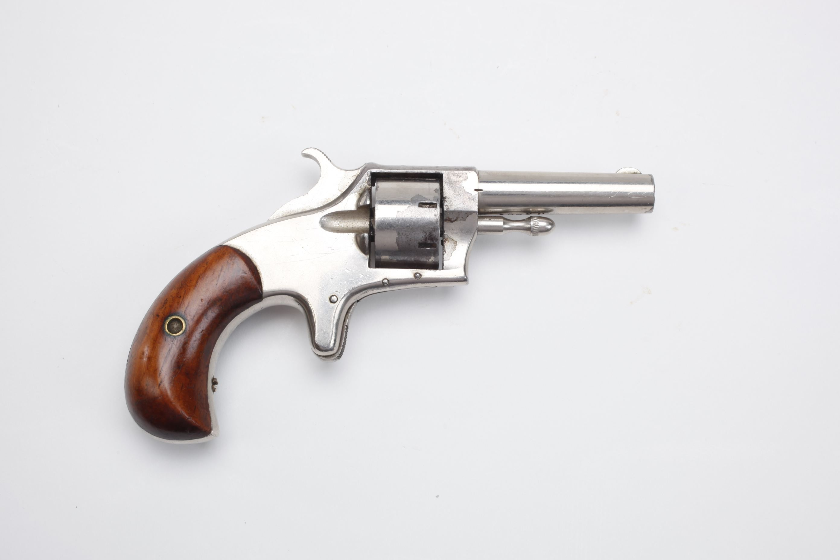 U.S. Blue Jacket No 1 revolver