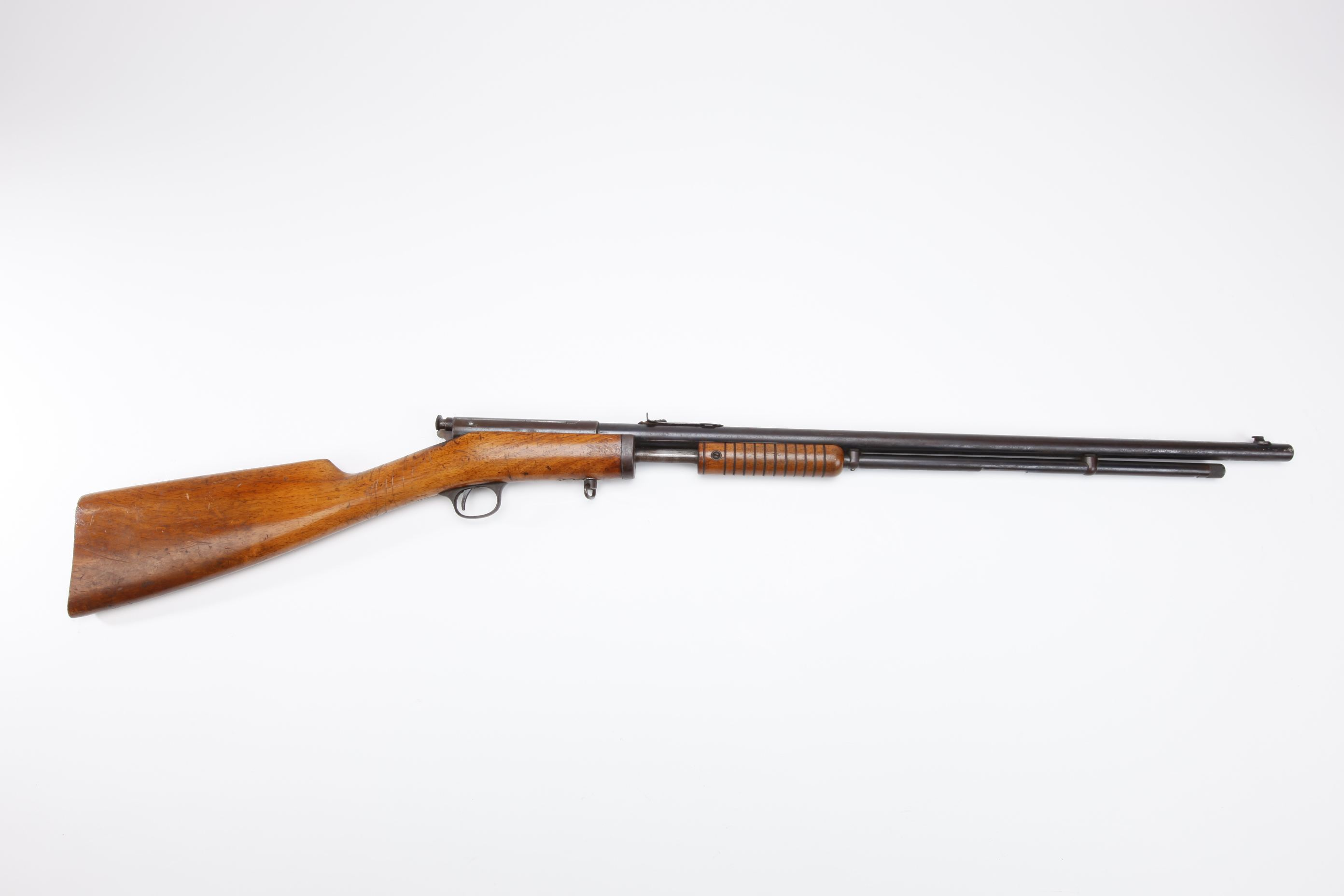 Stevens Gallery No. 80 Slide Action Rifle