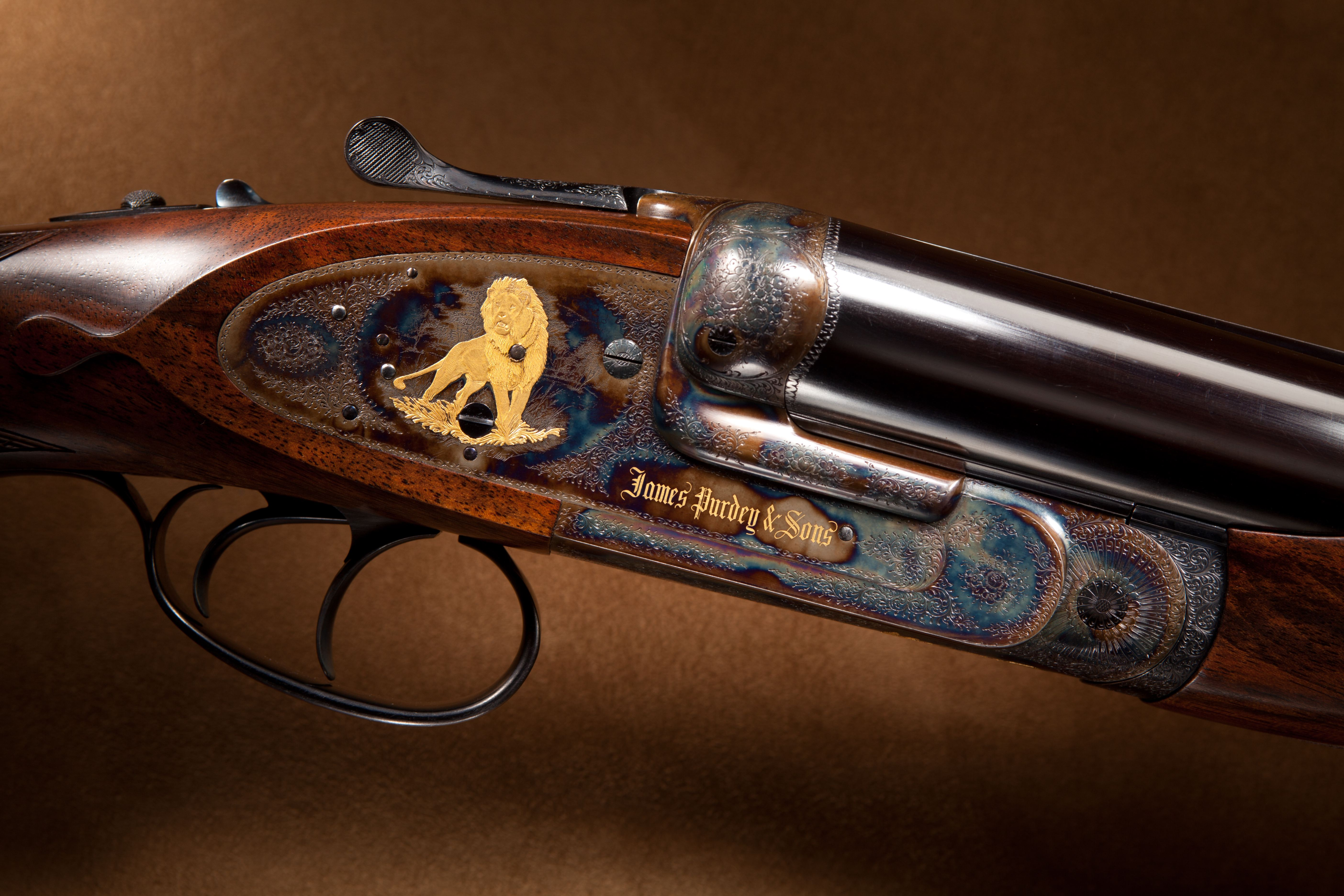 Purdey Double Rifle - .600 Nitro Express cal.
