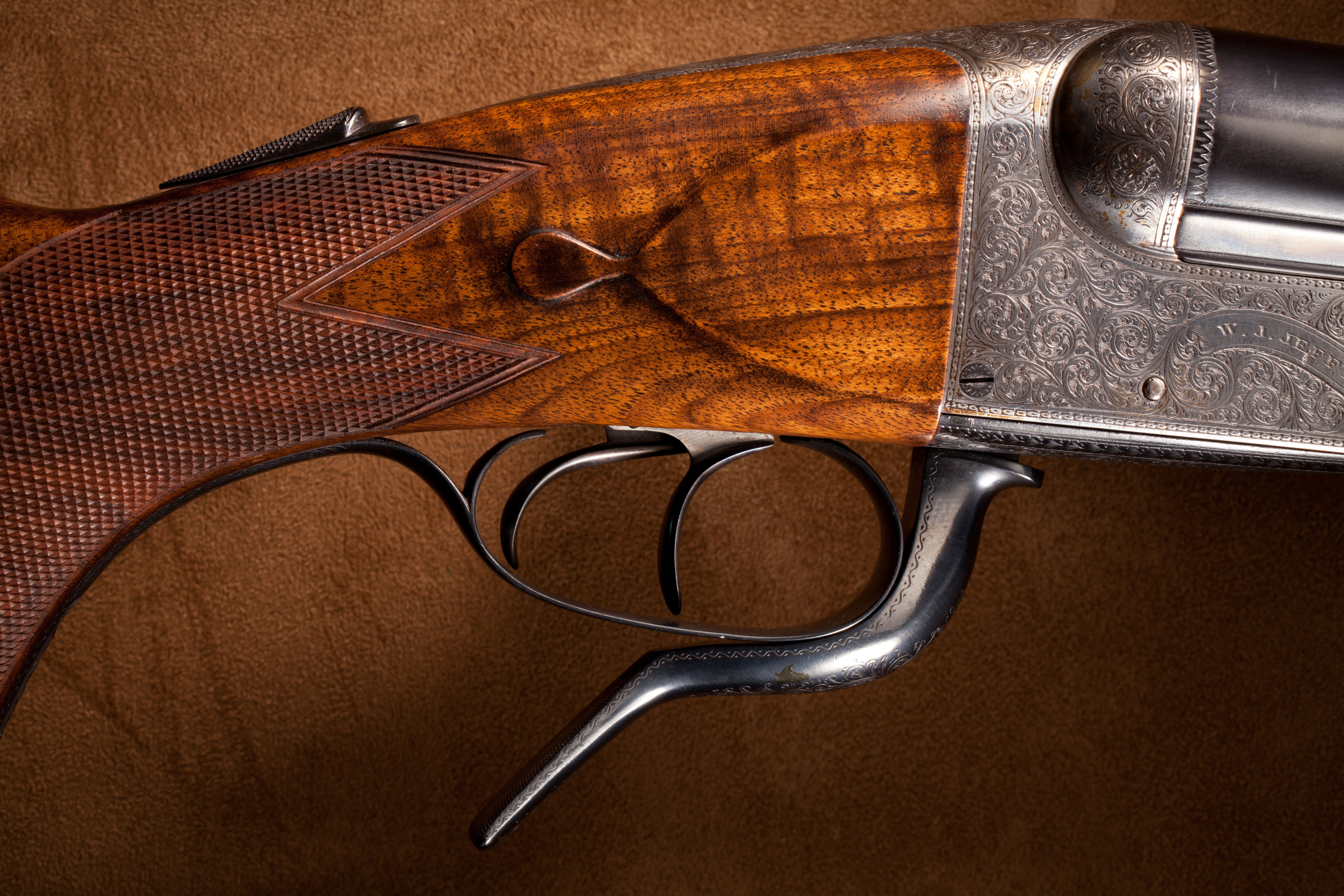 W.J. Jeffery & Company Double Rifle - .600 Nitro Express cal.