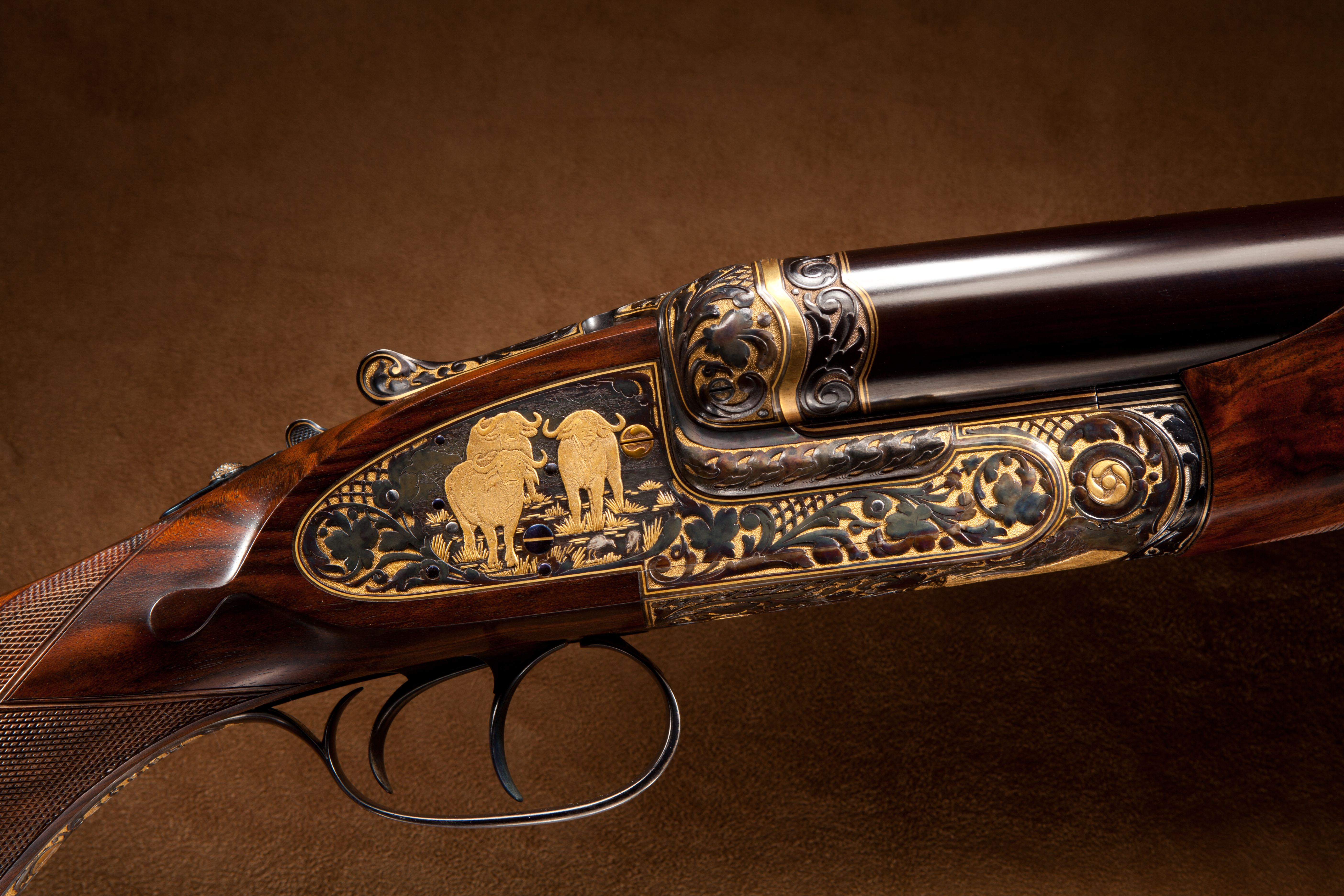 Purdey .600 Nitro Double Rifle