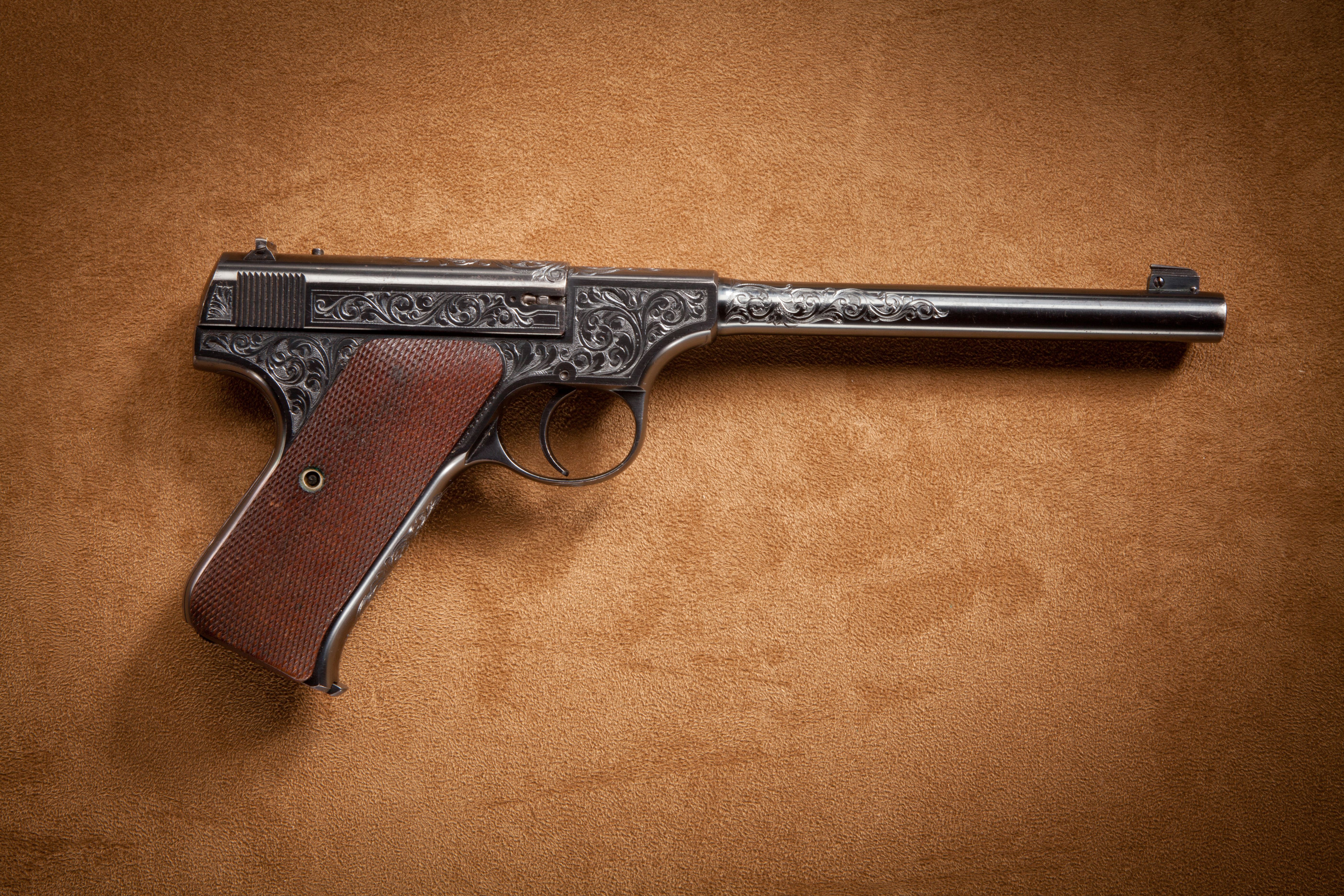 Colt Woodsman 1st Model Pistol