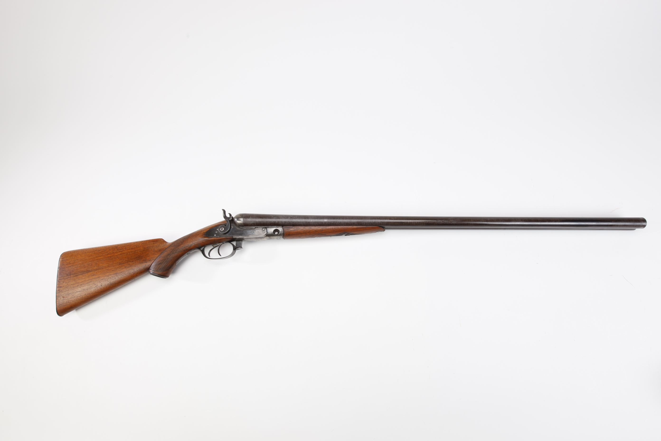Parker Brothers Lifter Action Side by Side Shotgun