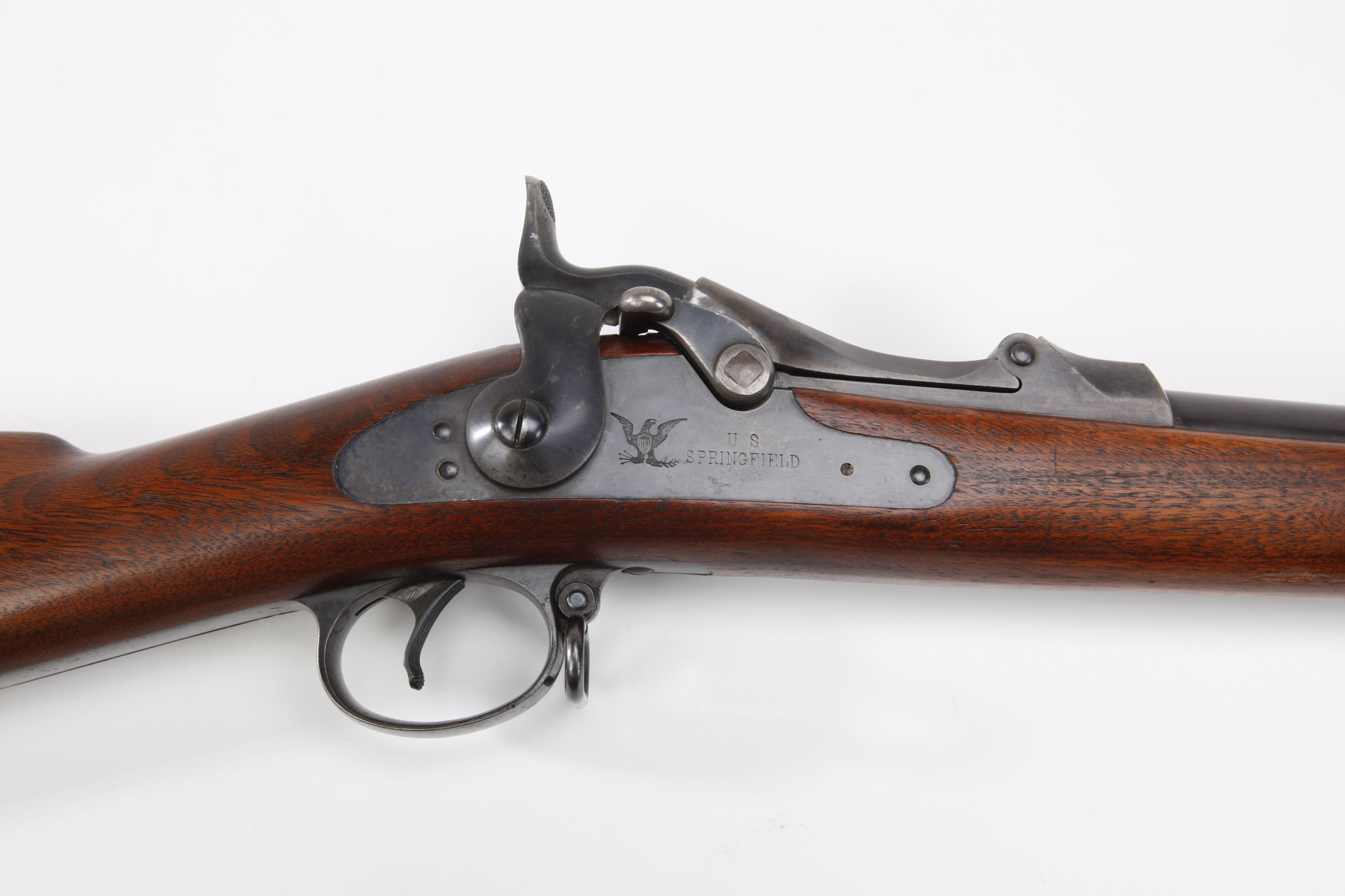 U.S. Springfield Model 1884 Trapdoor Rifle