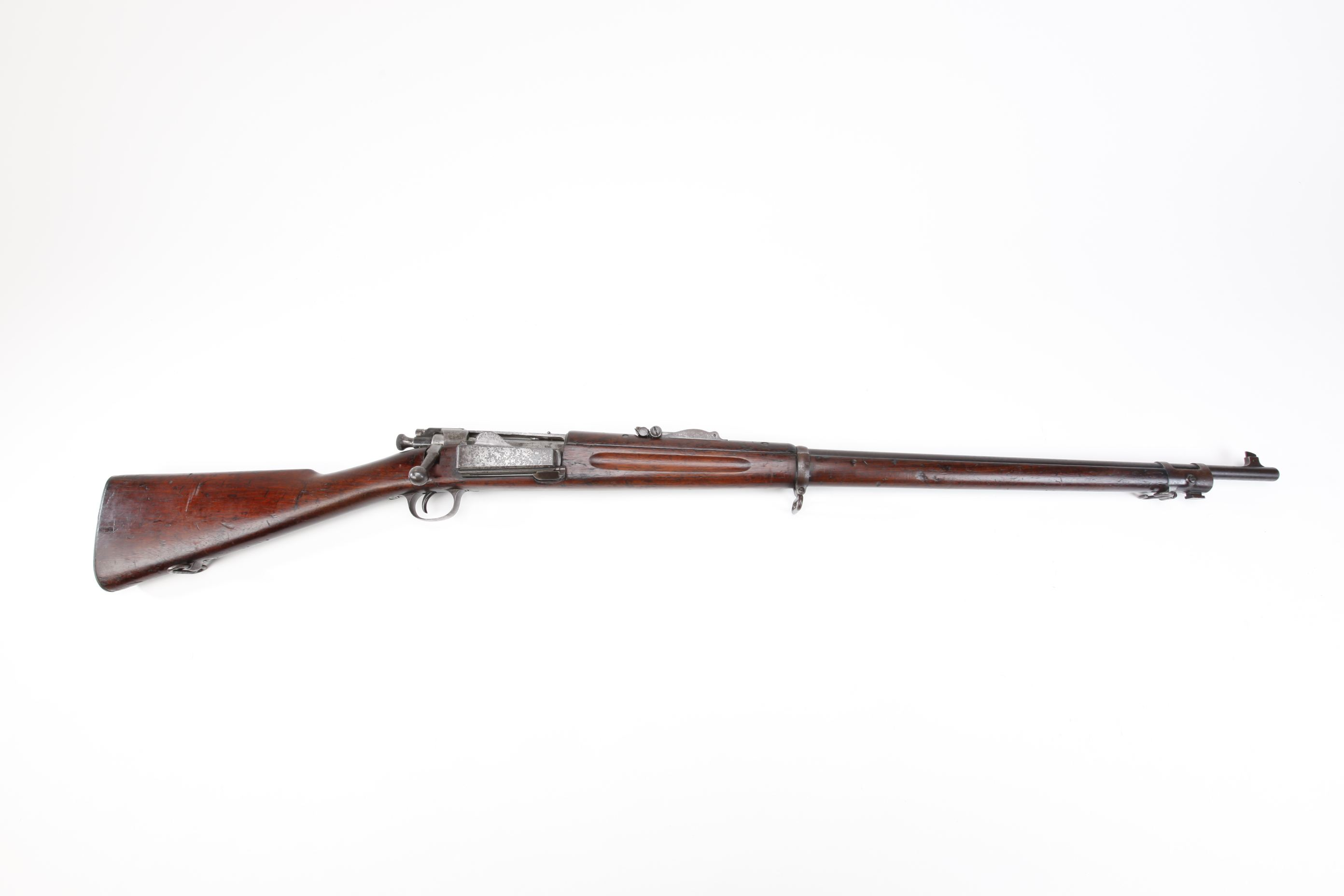 U.S. Springfield Model 1898 Krag Bolt Action Rifle (1)