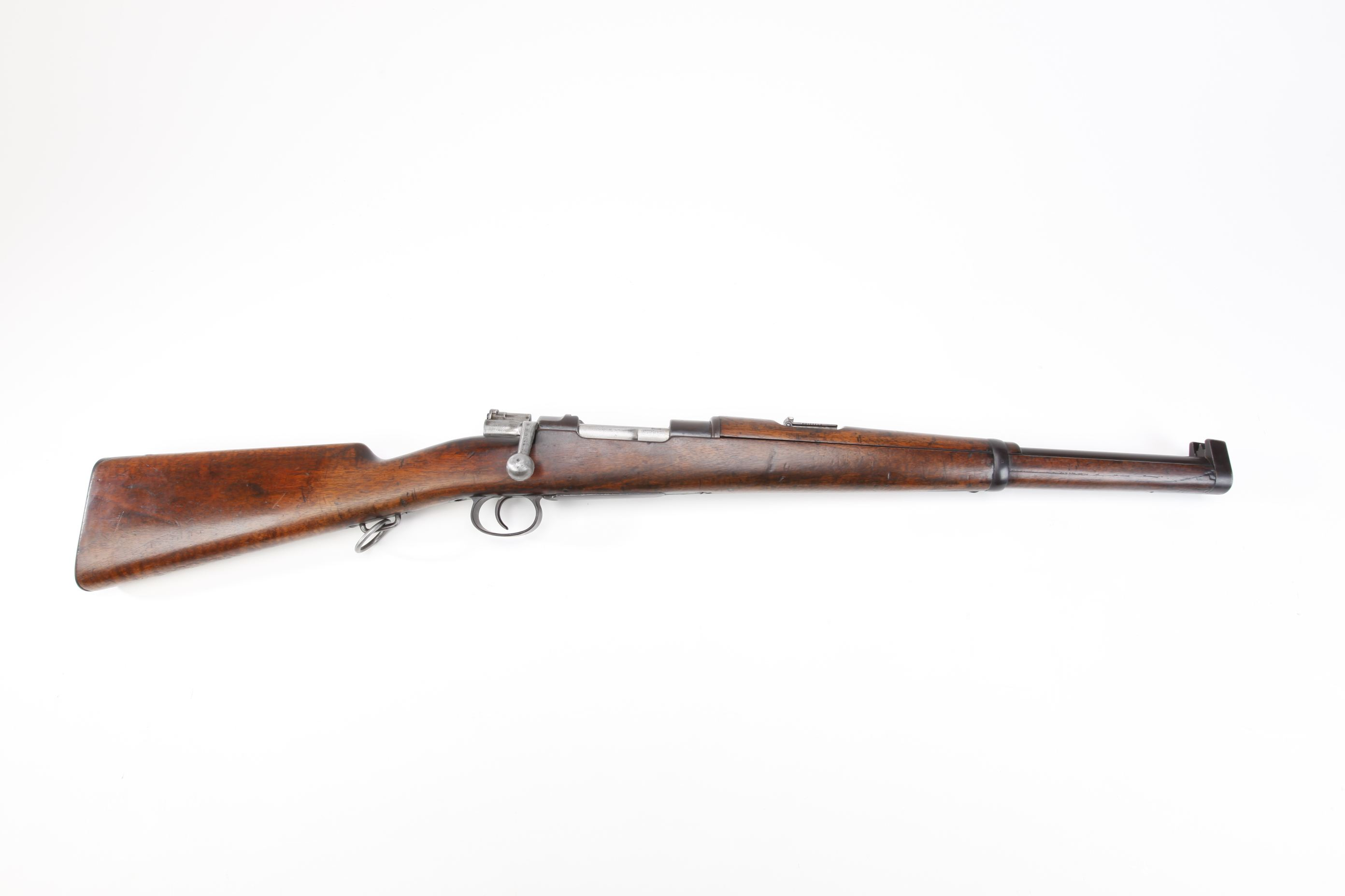 Ludwig Loewe Waffenfabrik Model 1895 Spanish Contract Mauser Bolt Action Rifle