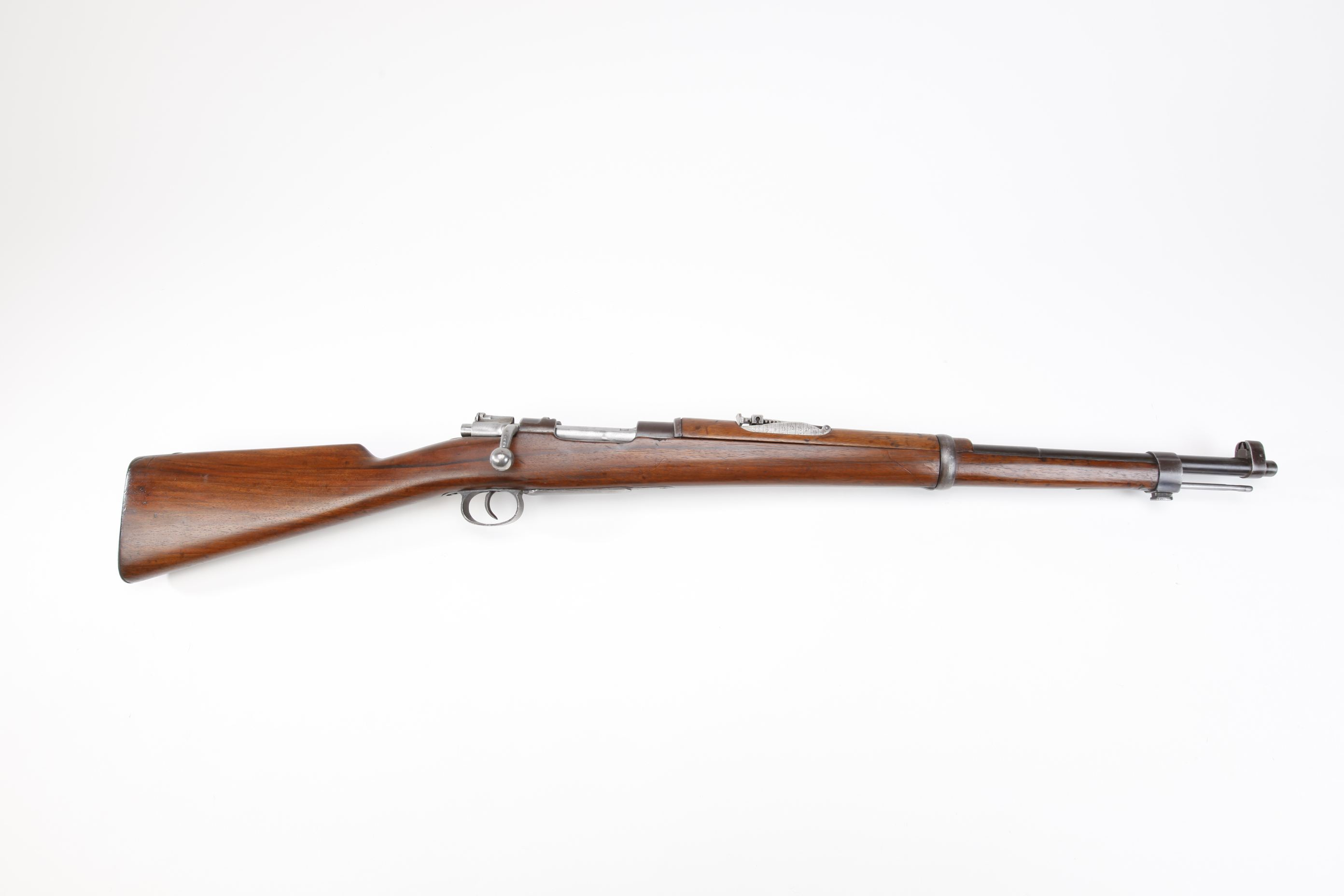 Mauser Model 1896 Spanish Contract Bolt Action Rifle