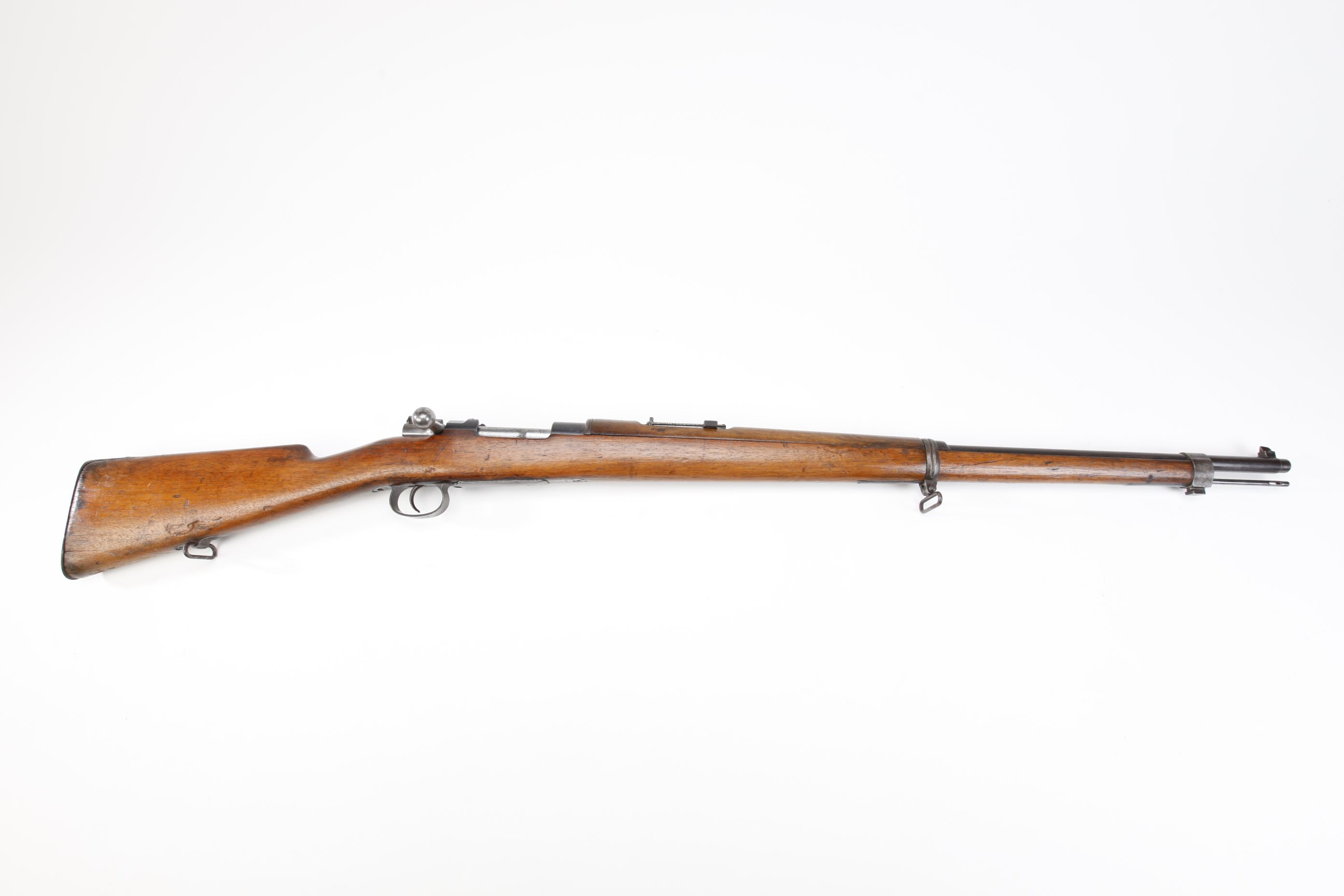 Ludwig Loewe Waffenfabrik Spanish Contract Model 1893 Bolt Action Rifle