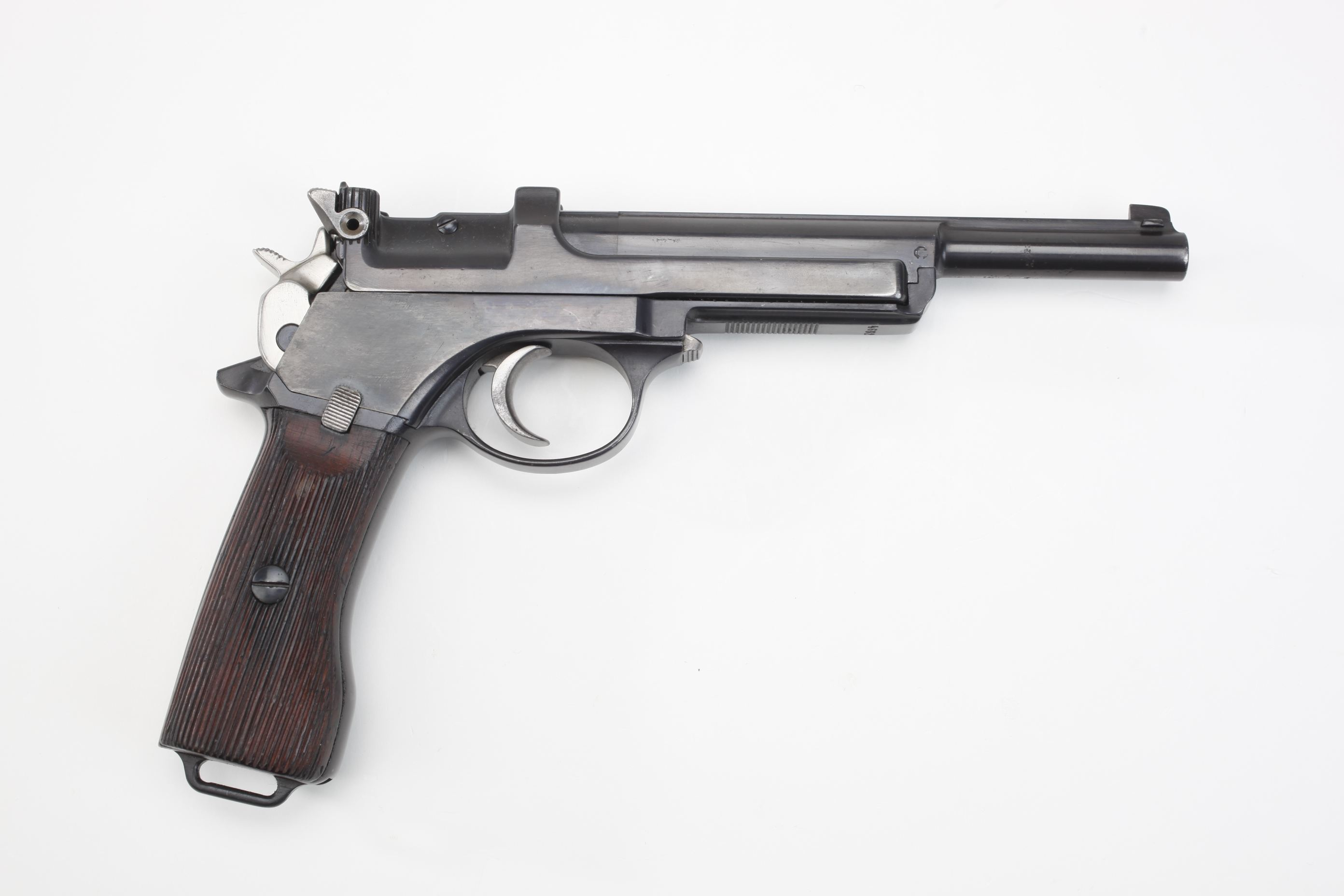 Mannlicher Argentine Model 1905 Semi Automatic Pistol