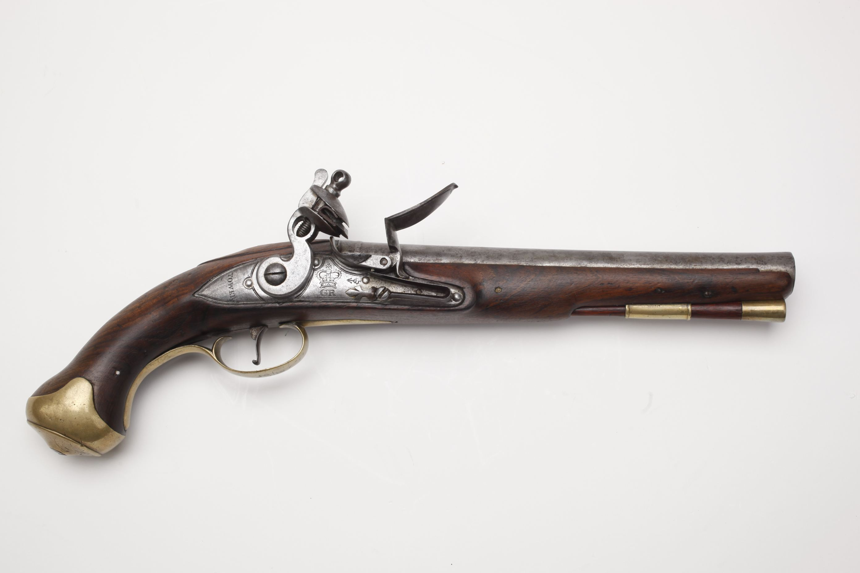 Tower Model 1760 Flintlock Pistol