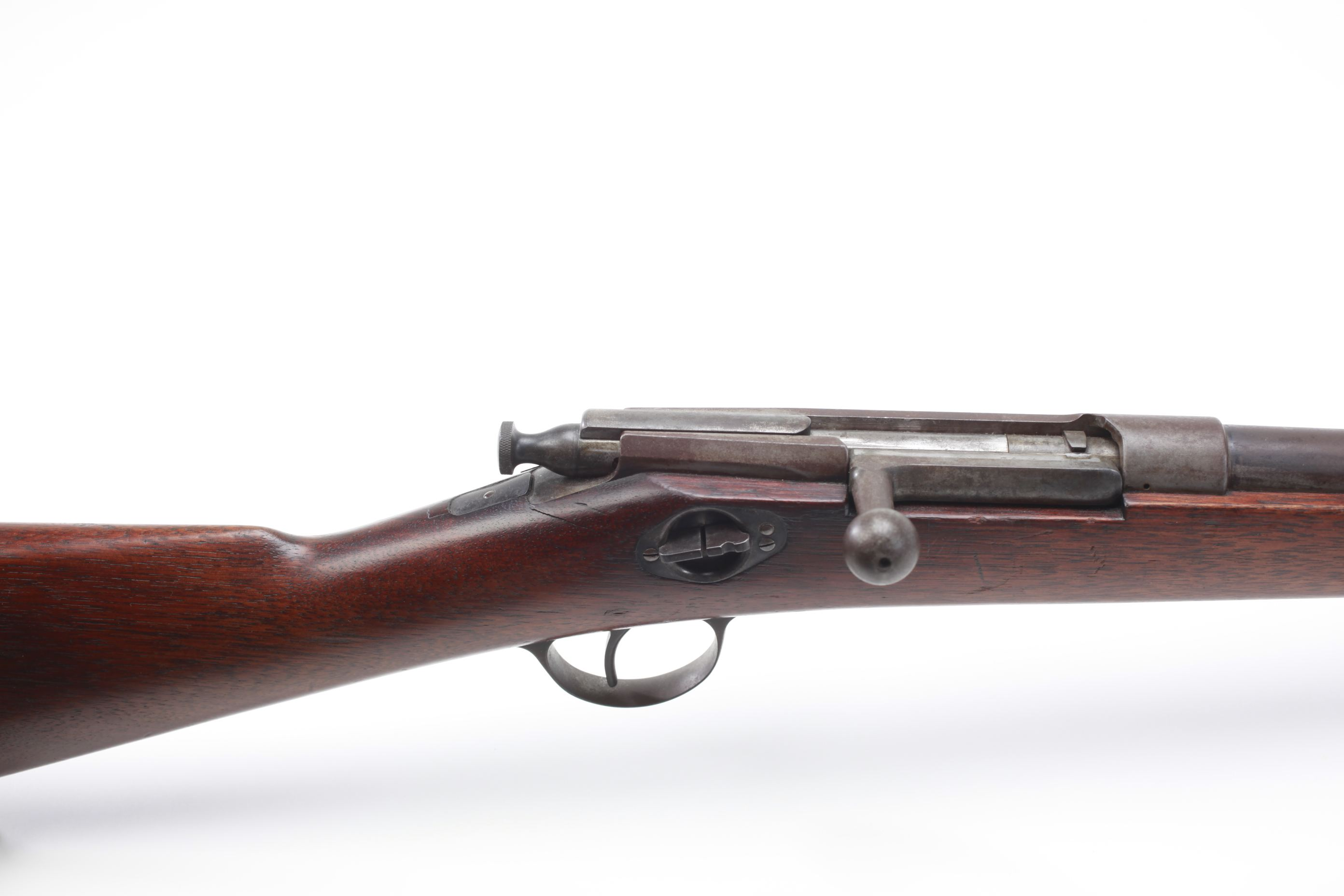 Winchester Hotchkiss First Model Bolt Action Rifle (1)
