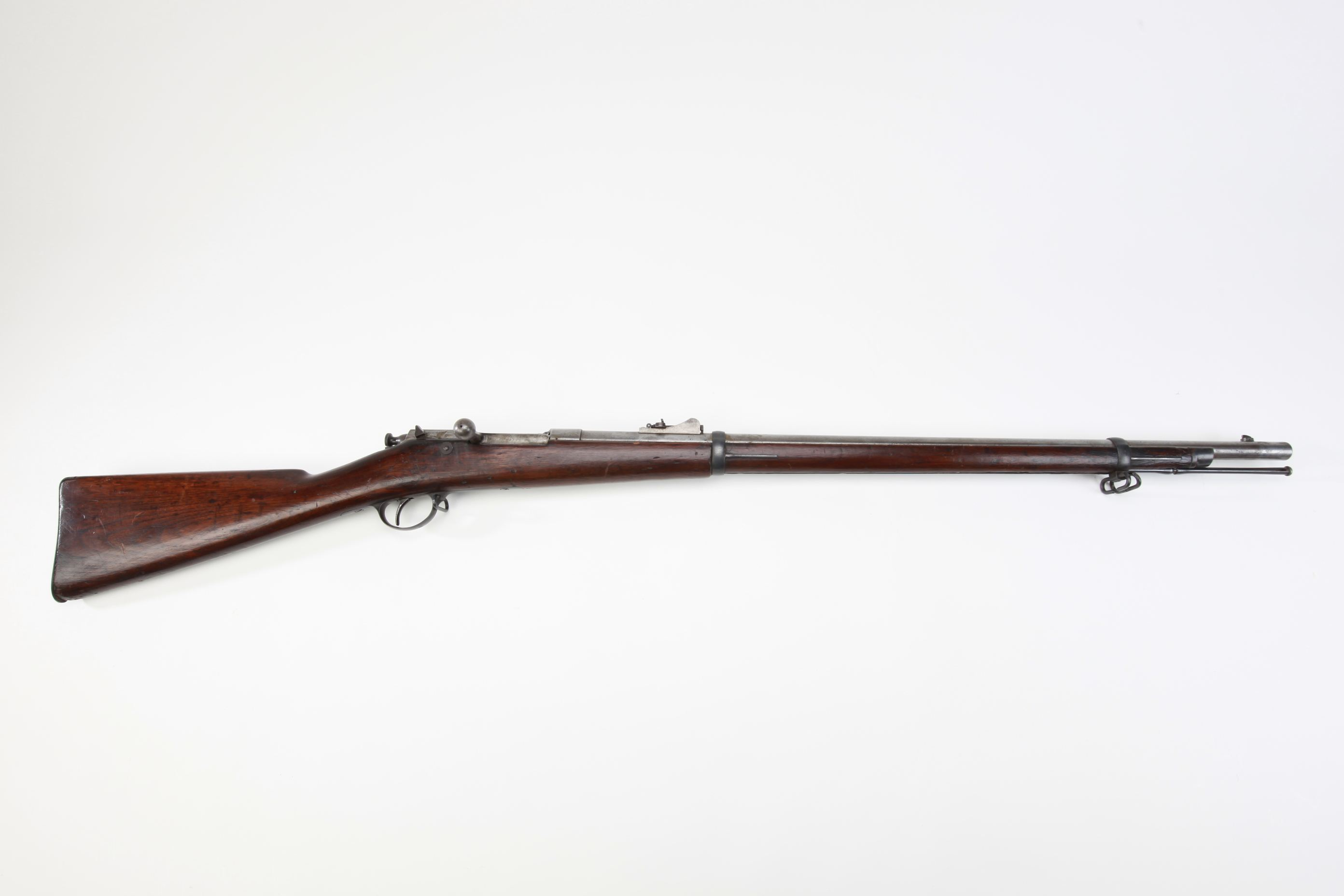 Winchester Hotchkiss First Model Bolt Action Rifle (2)