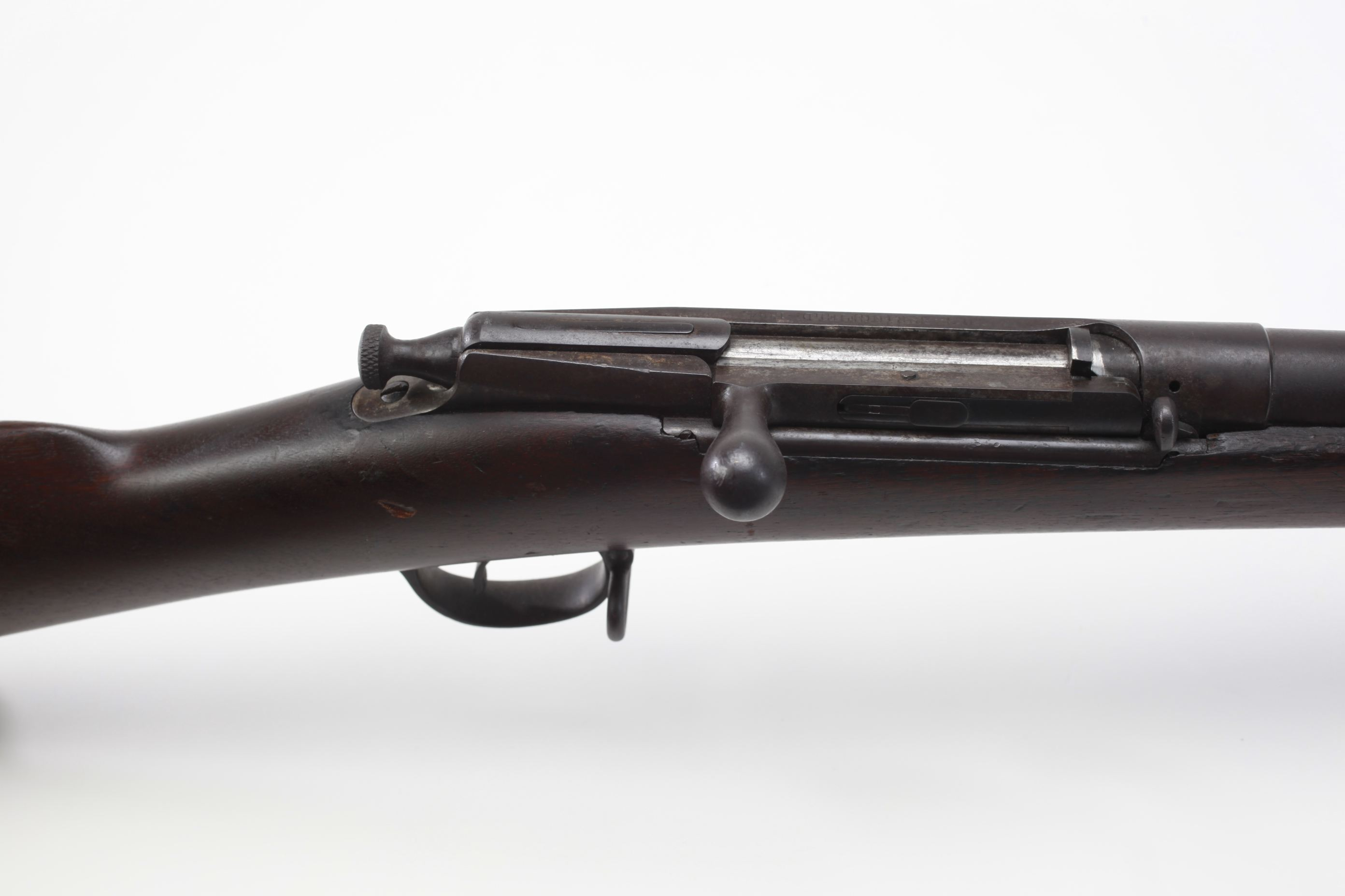 U.S. Springfield Model 1882 Chaffee Reese Bolt Action Magazine Rifle