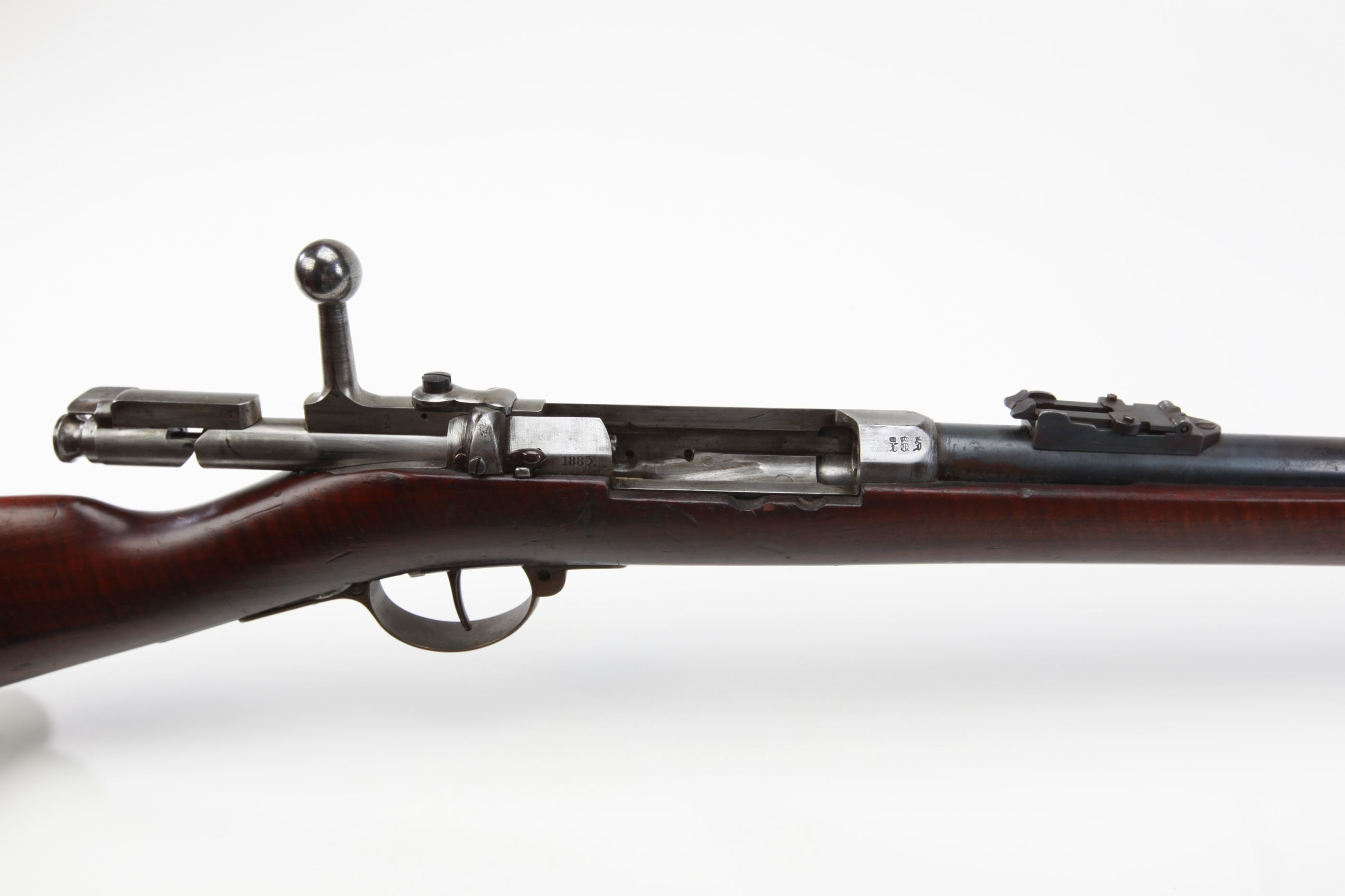 Mauser Modified Gewehr 71 Bolt-Action Rifle