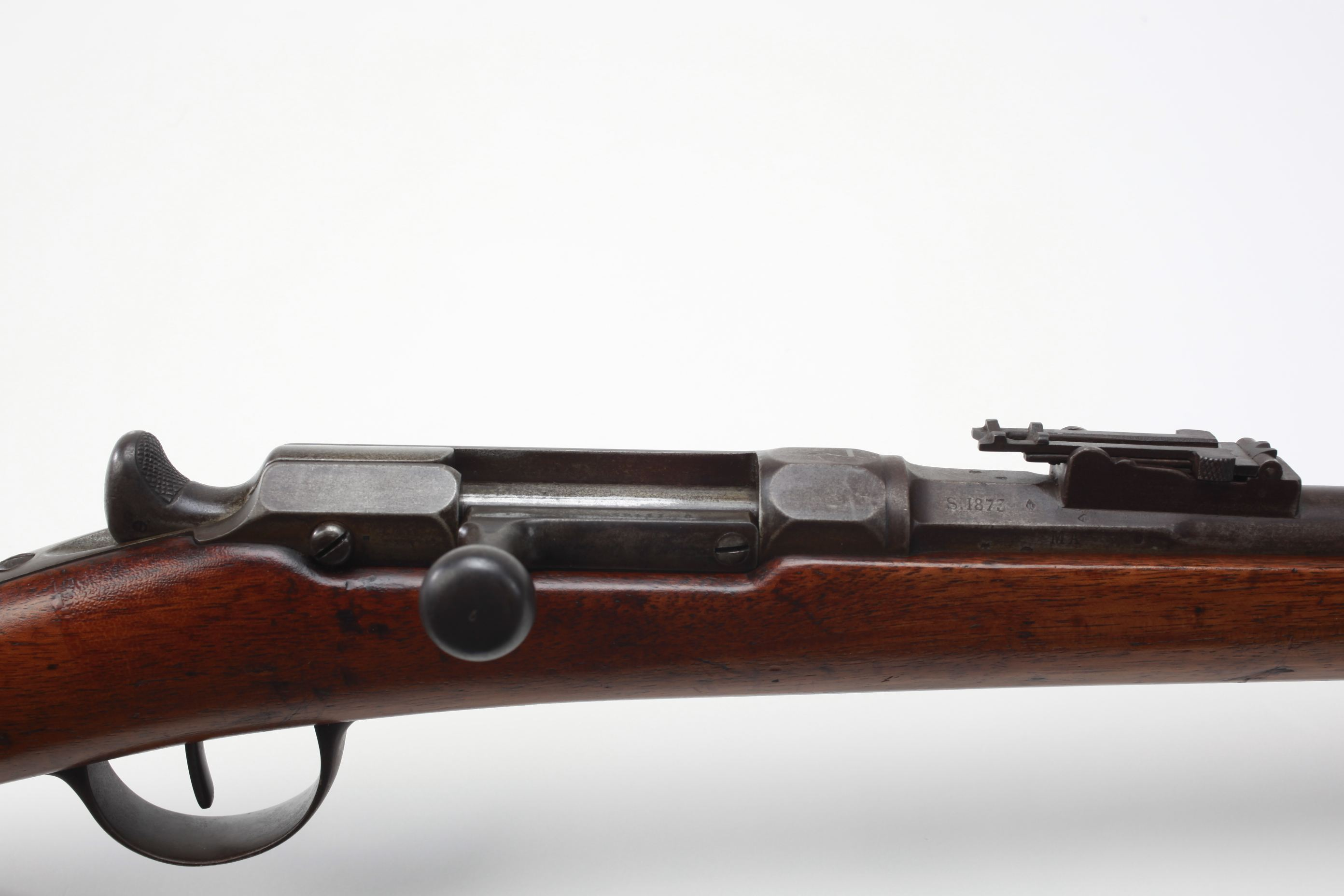 French Chassepot Model 1866 rifle