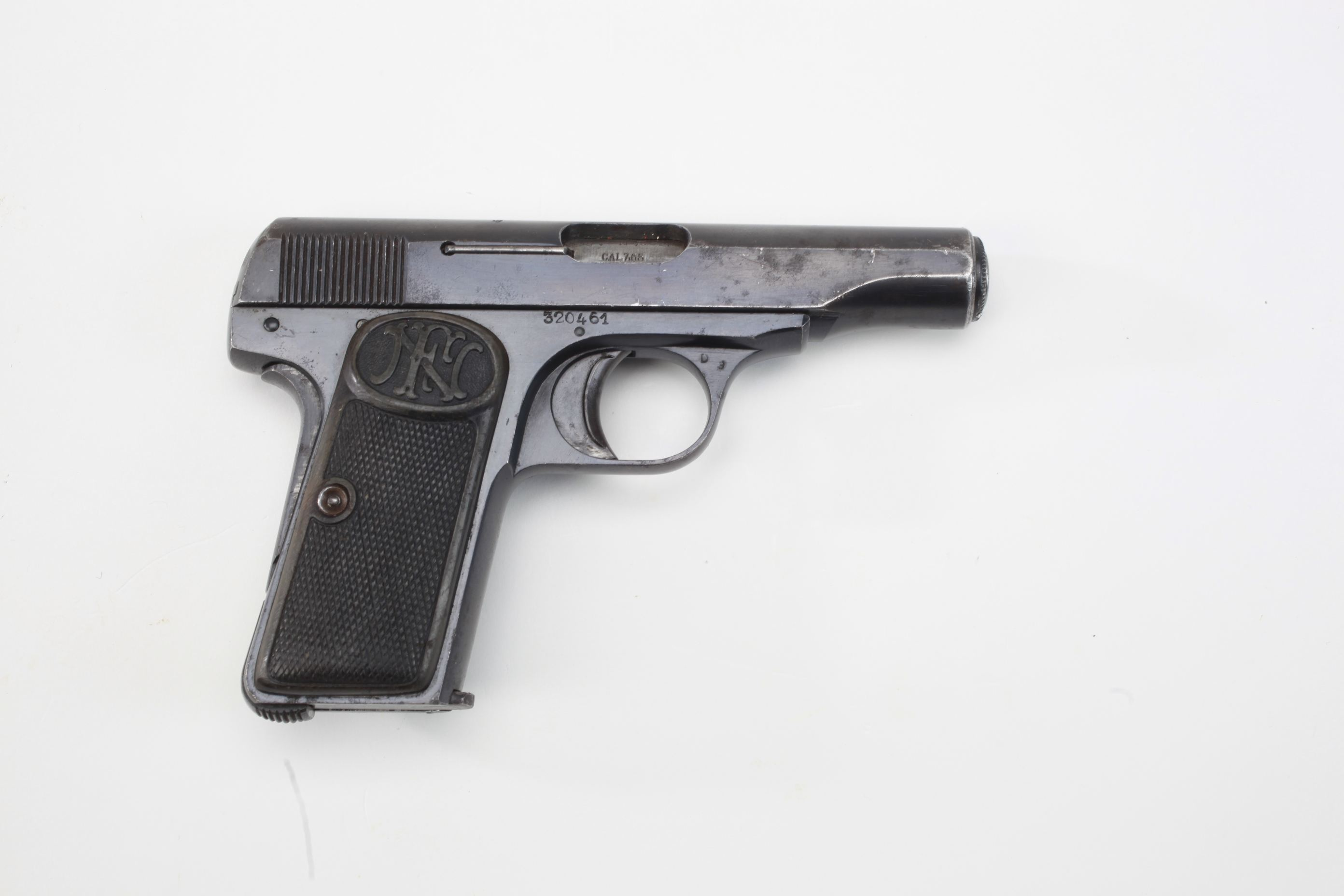 Fabrique Nationale Model 1910 FN Semi Automatic Pistol
