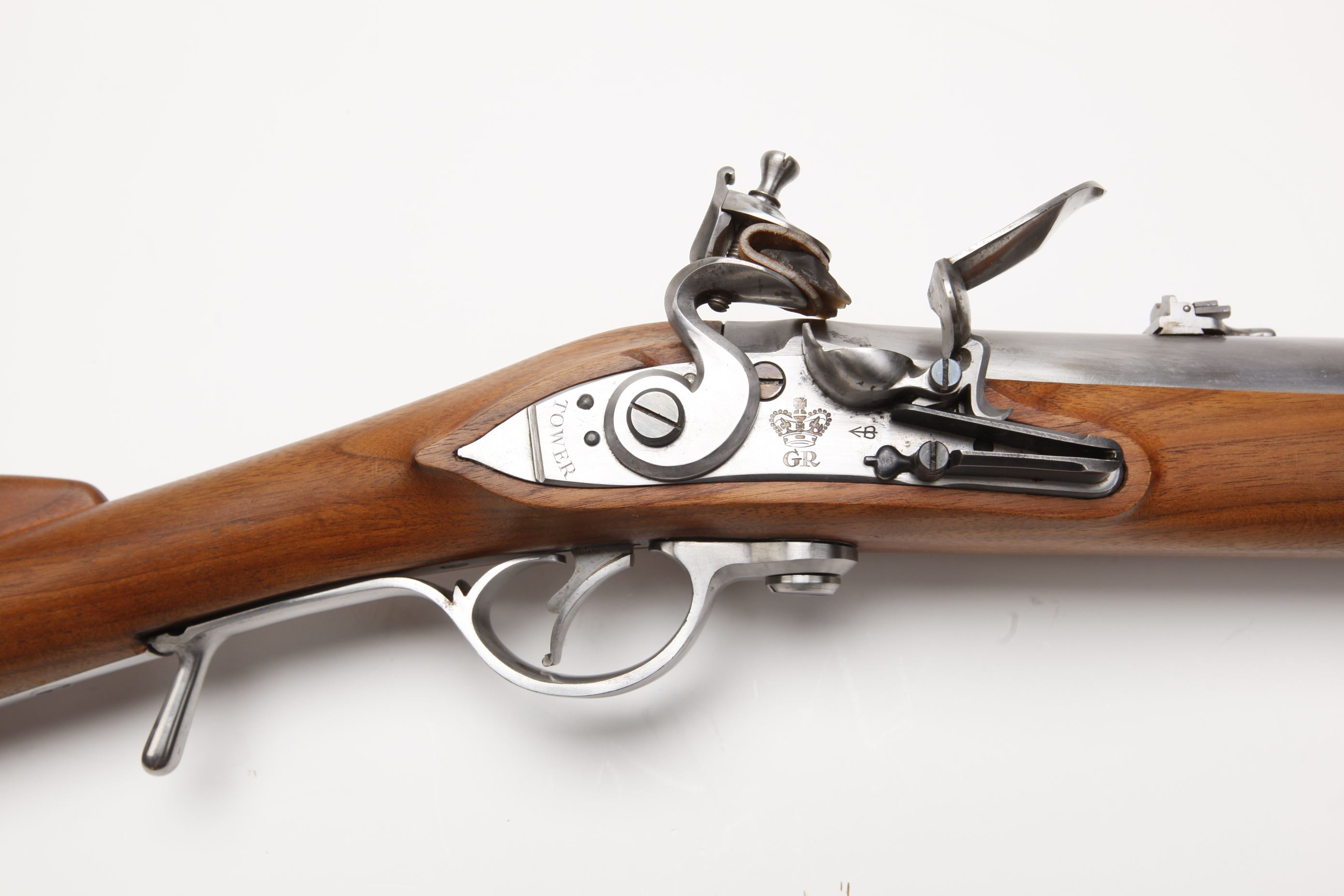Ferguson Breechloading Flintlock Rifle repro