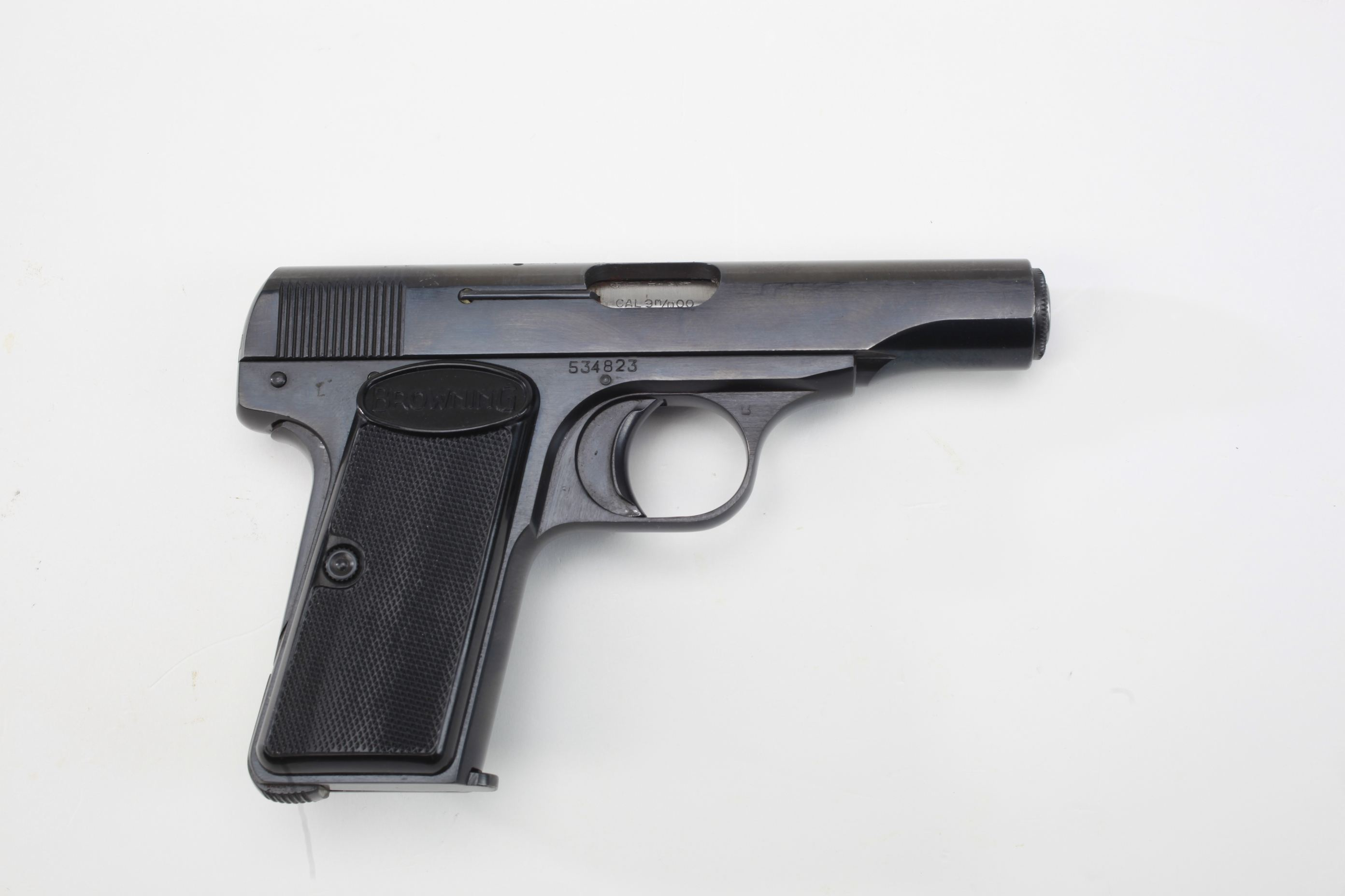 Fabrique Nationale 380 Standard Semi Automatic Pistol