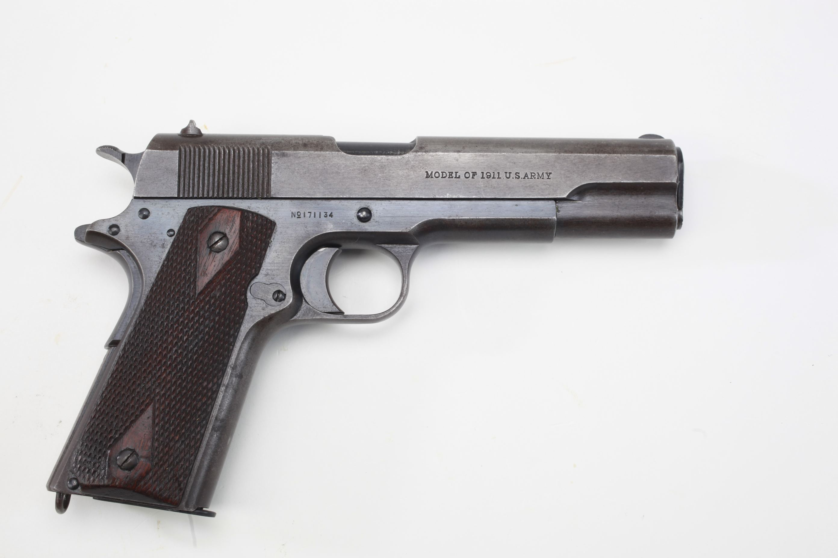 U.S. Colt Model 1911 Semi Automatic Pistol