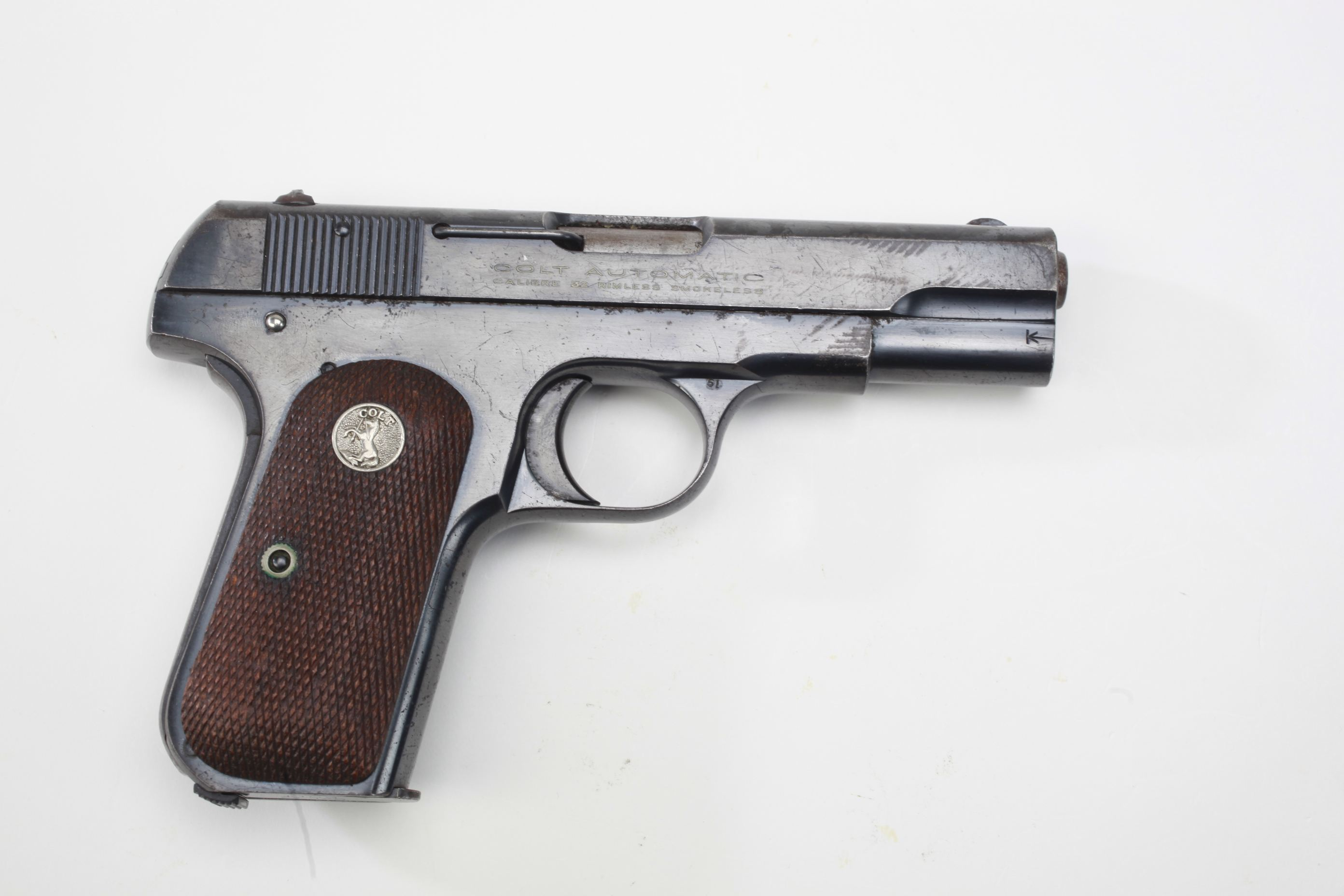 Colt Model 1903 Type III Pocket Automatic Pistol
