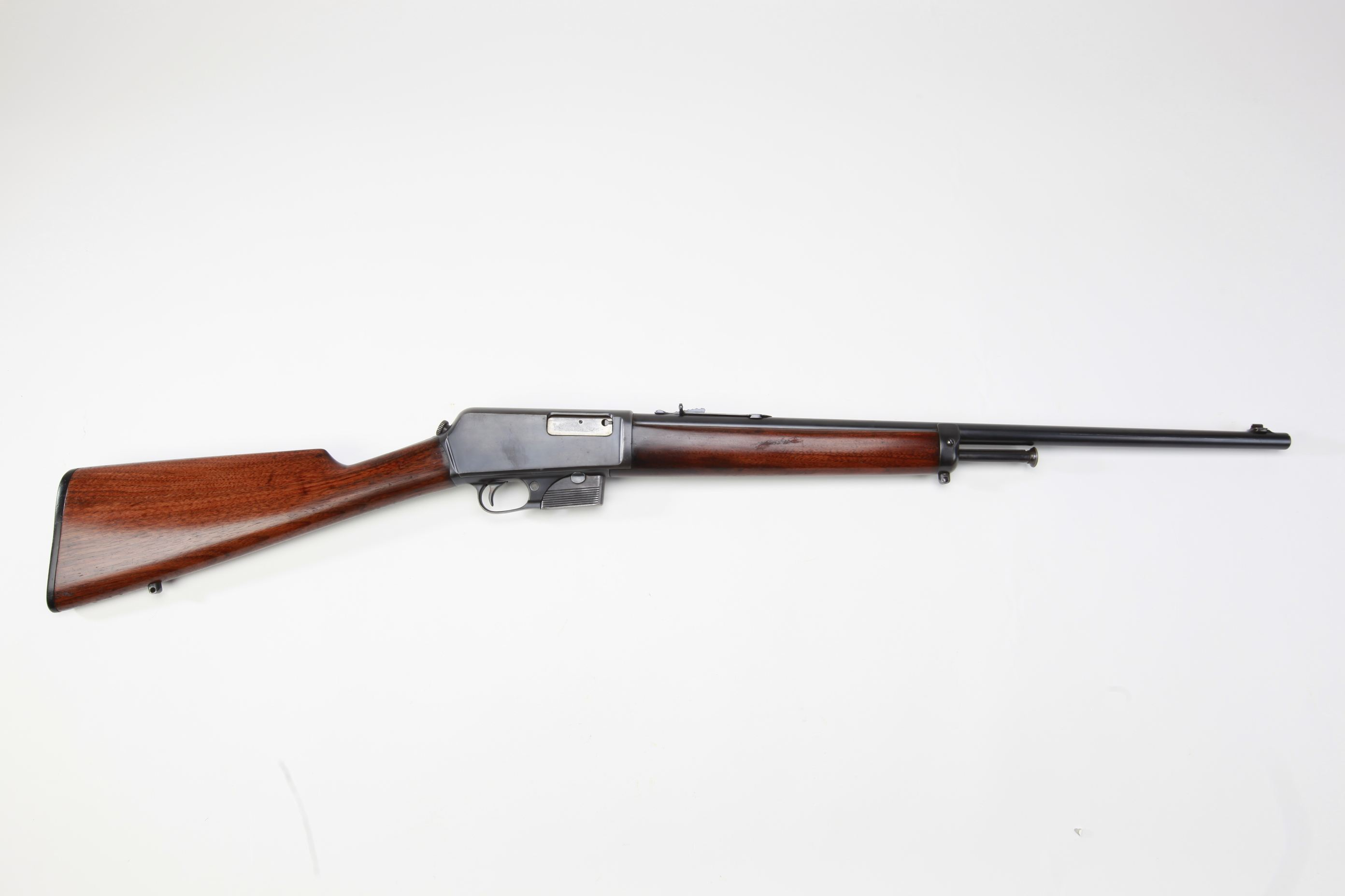 Winchester Model 1907 Semi Automatic Rifle