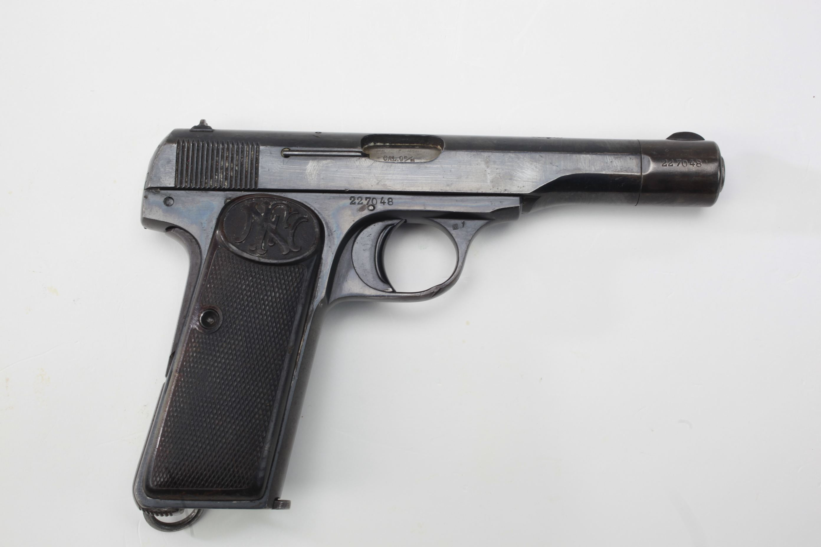 Fabrique Nationale Model 1922 Semi Automatic Pistol