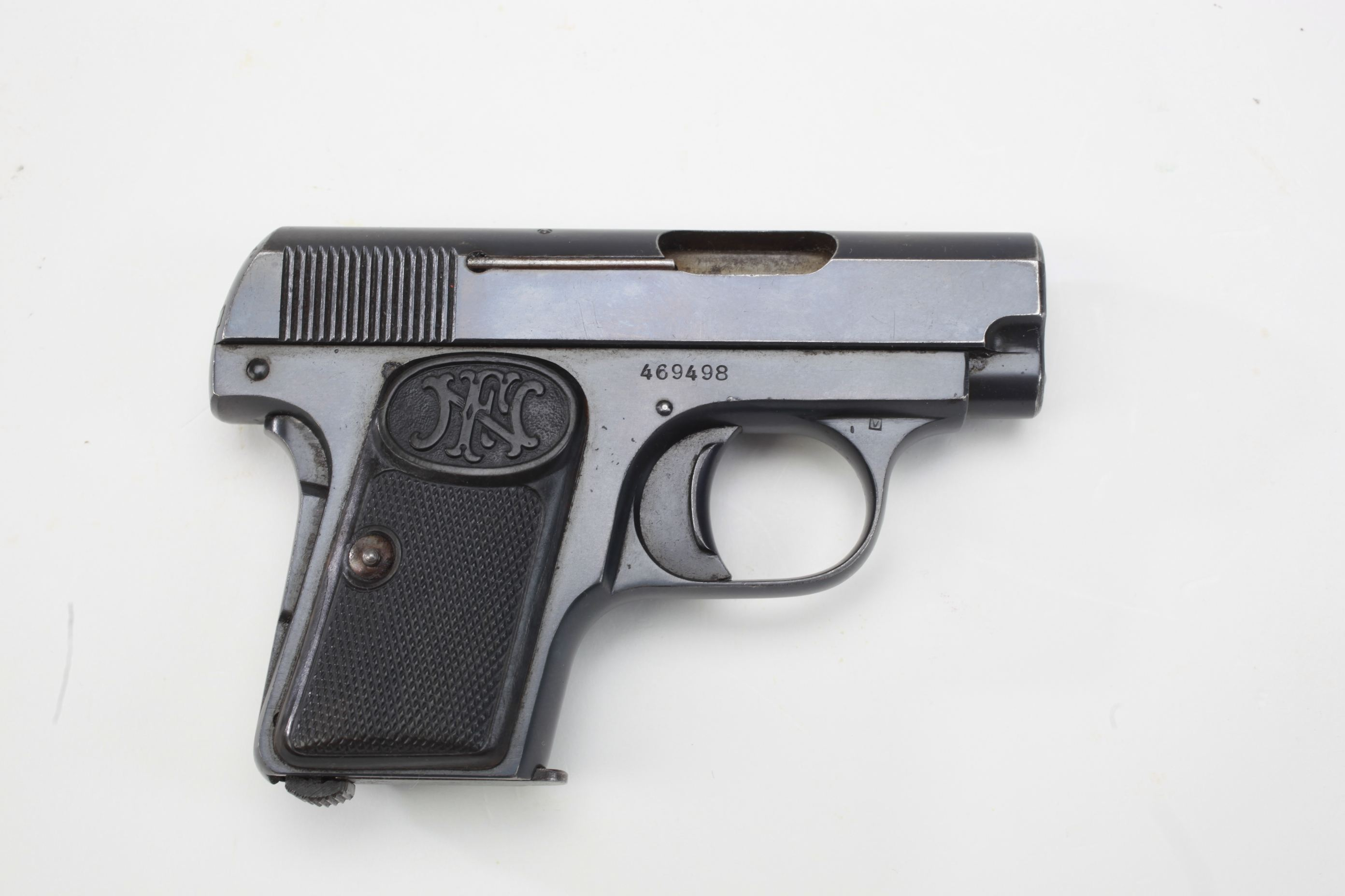 Fabrique Nationale Model 1905 FN Semi Automatic Pistol