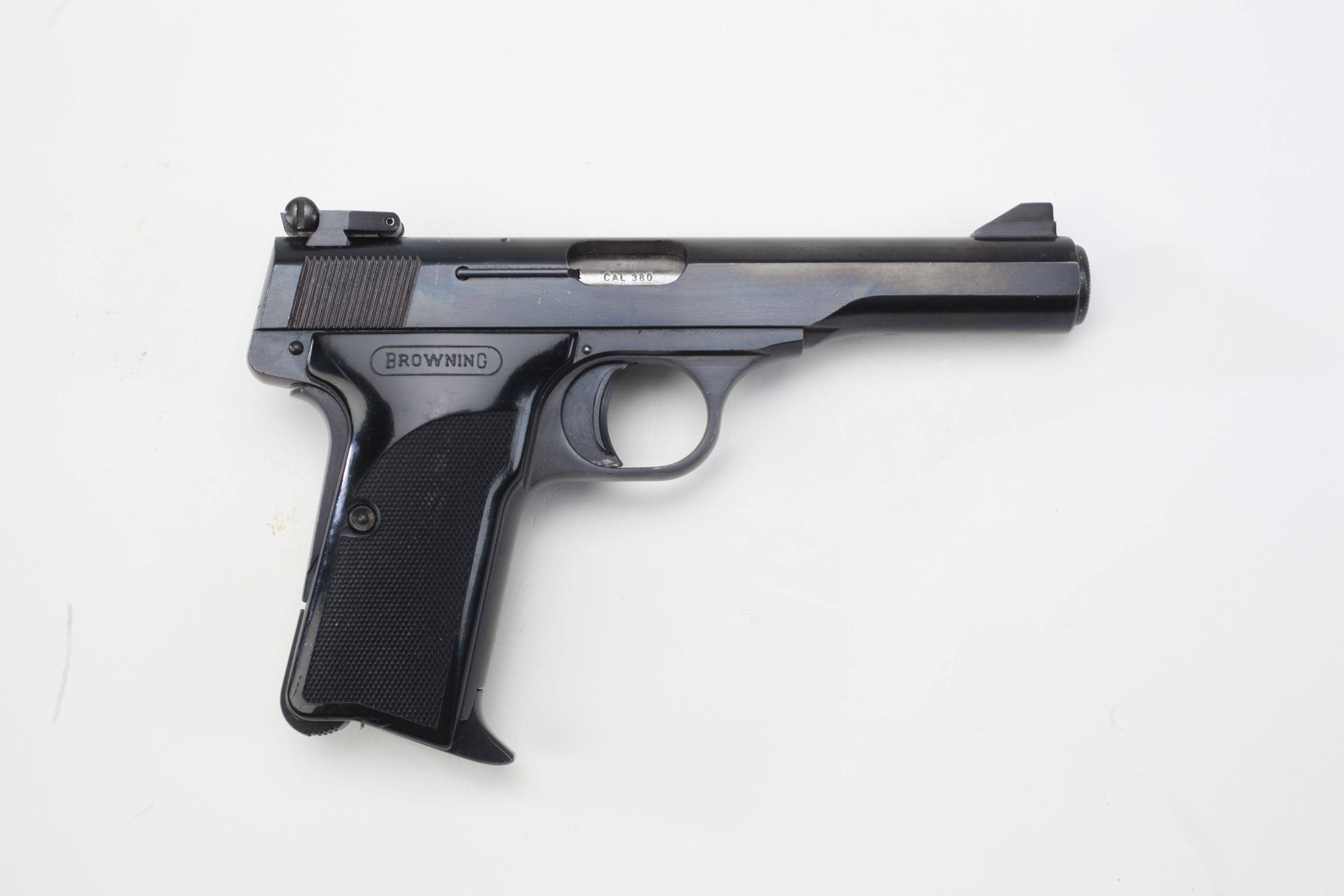 Browning Model 10 71 Semi Automatic Pistol