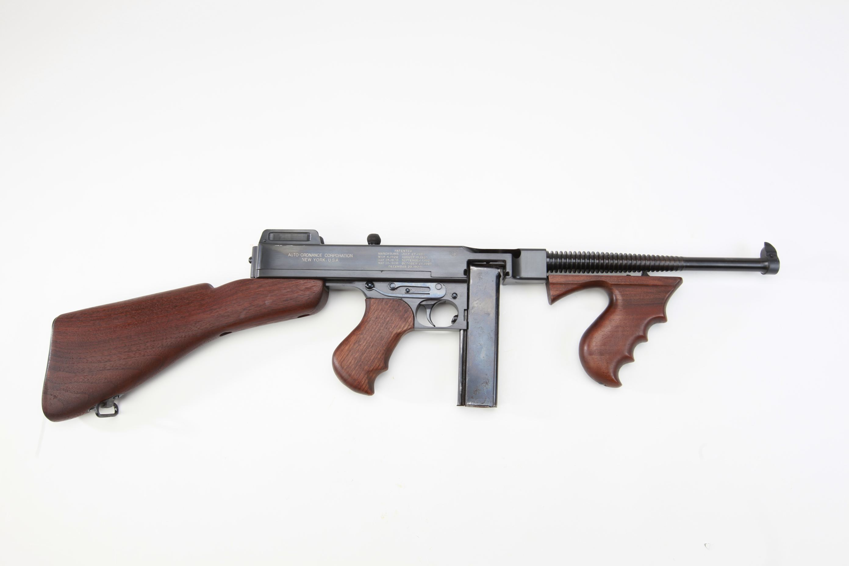 Colt Model 1921 Thompson Rifle