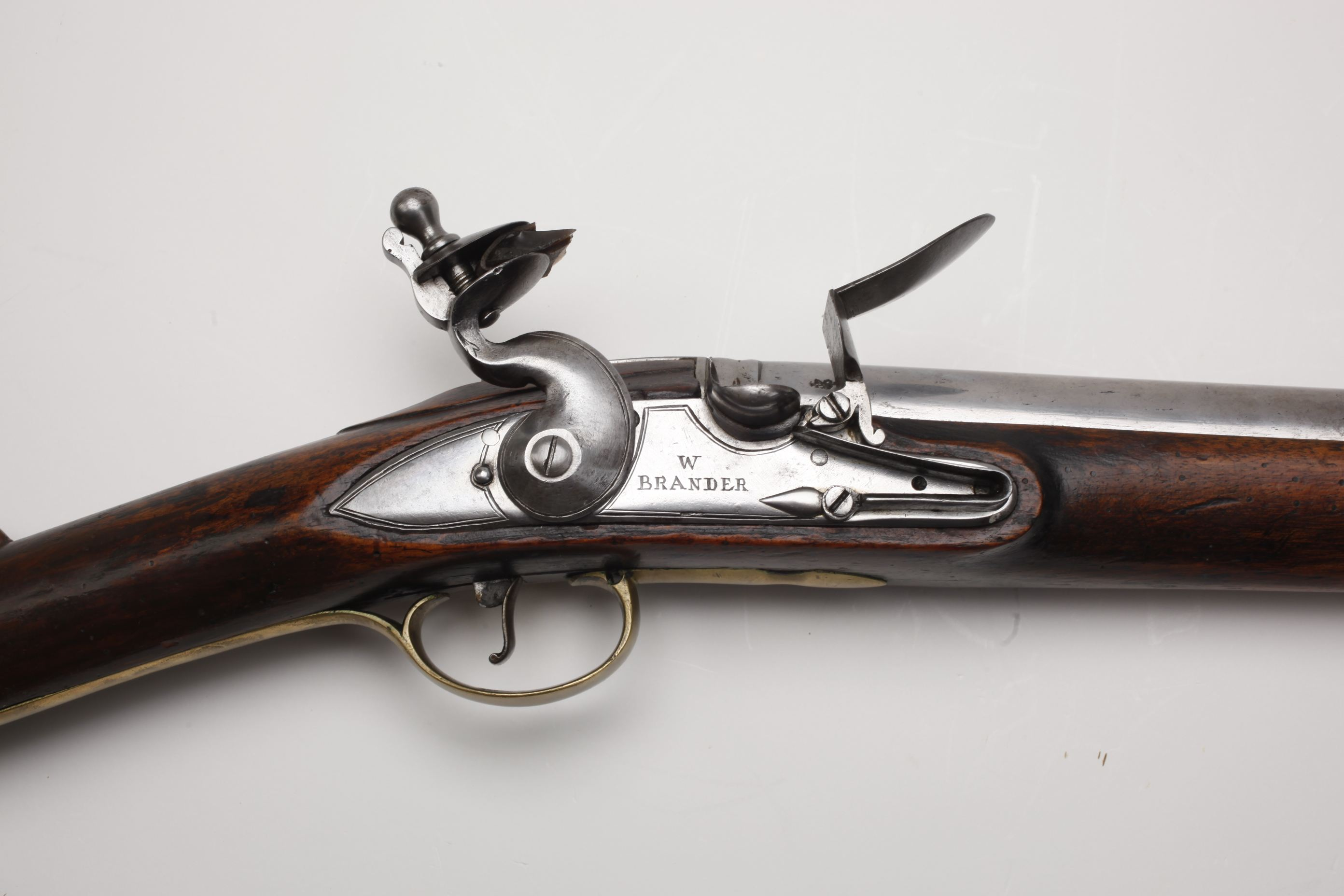 British Short Land Service Pattern Flintlock Musket