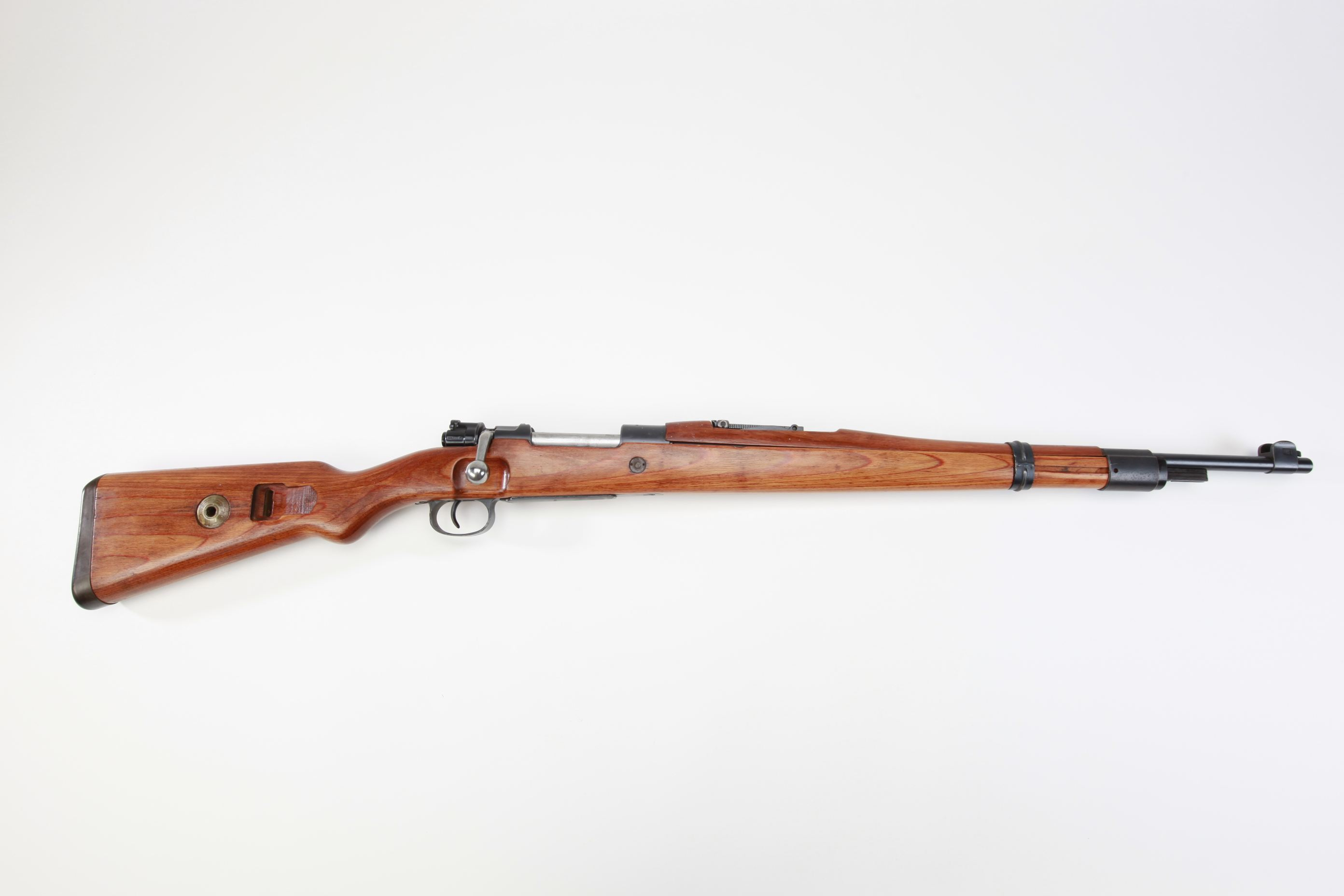 F. B. Radom WZ 29 Bolt Action Short Rifle with winter trigger