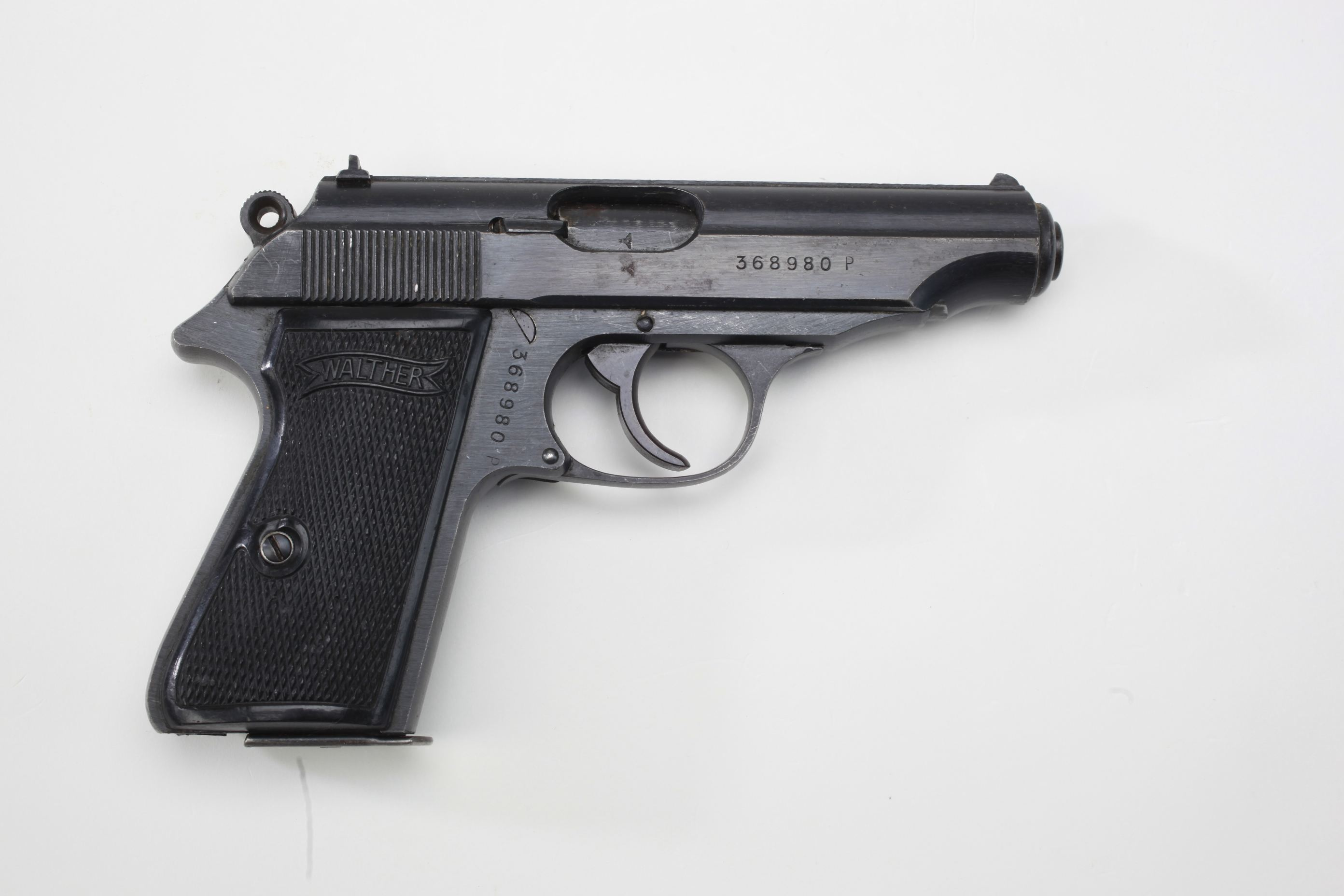 Walther Model PP Semi Automatic Pistol