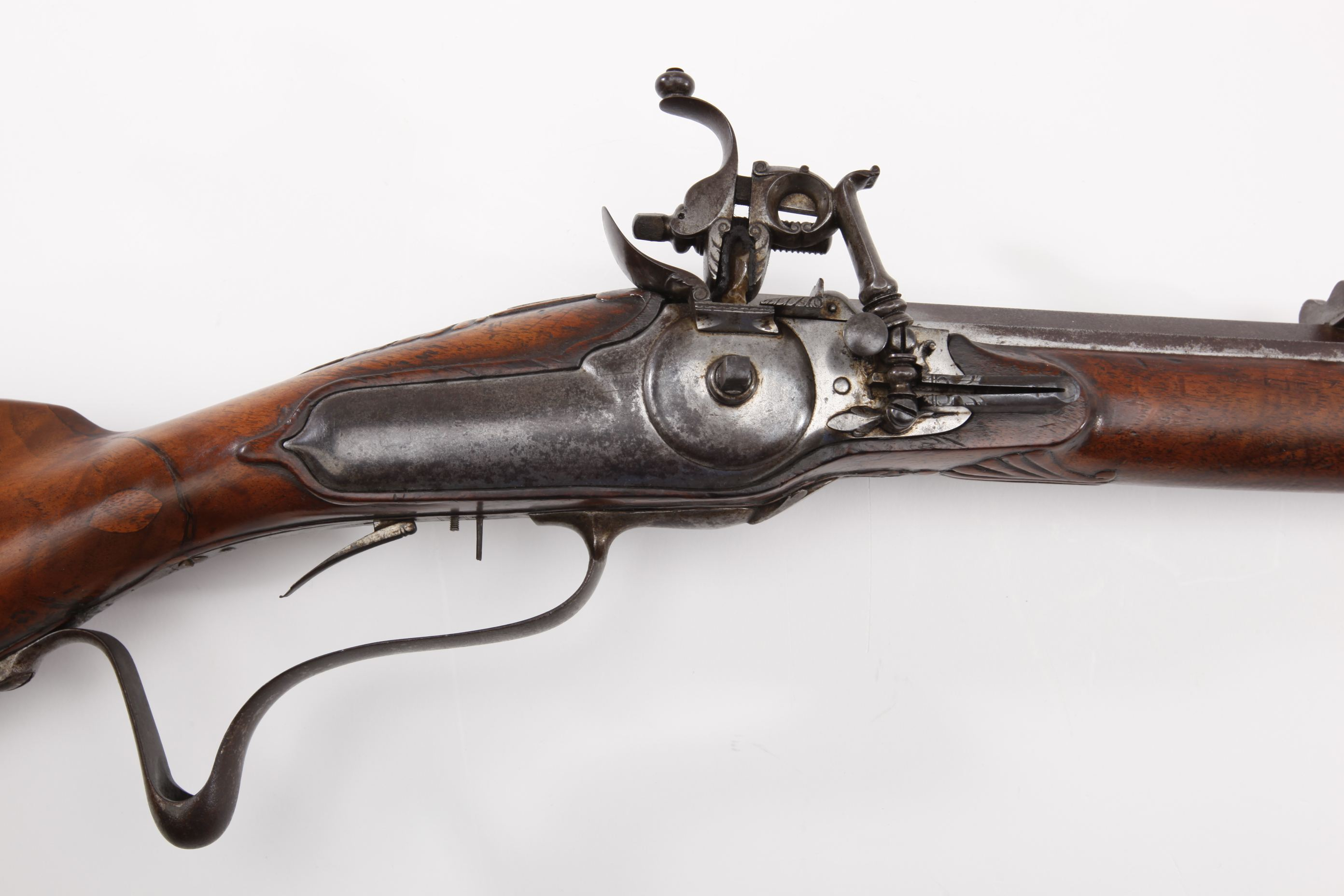 French Wheellock Rifle