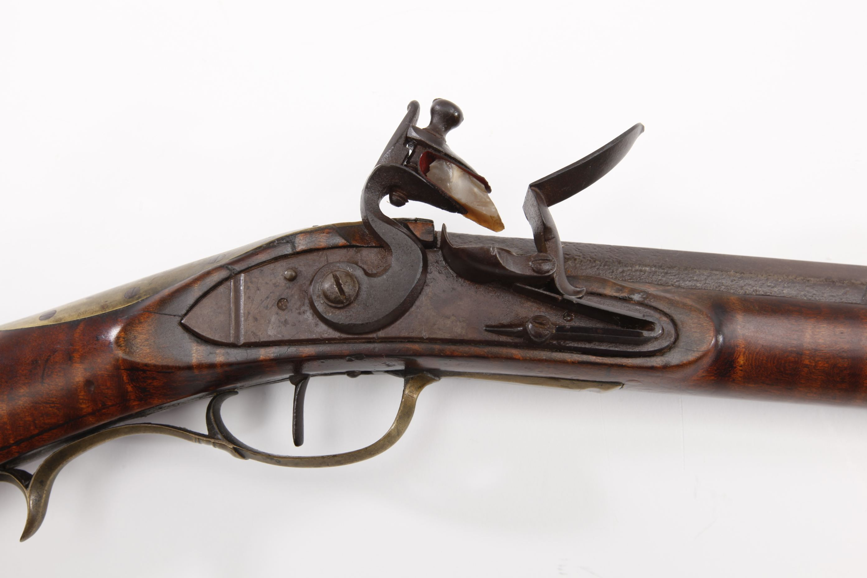 Mathias Miller Pennsylvania Kentucky Flintlock