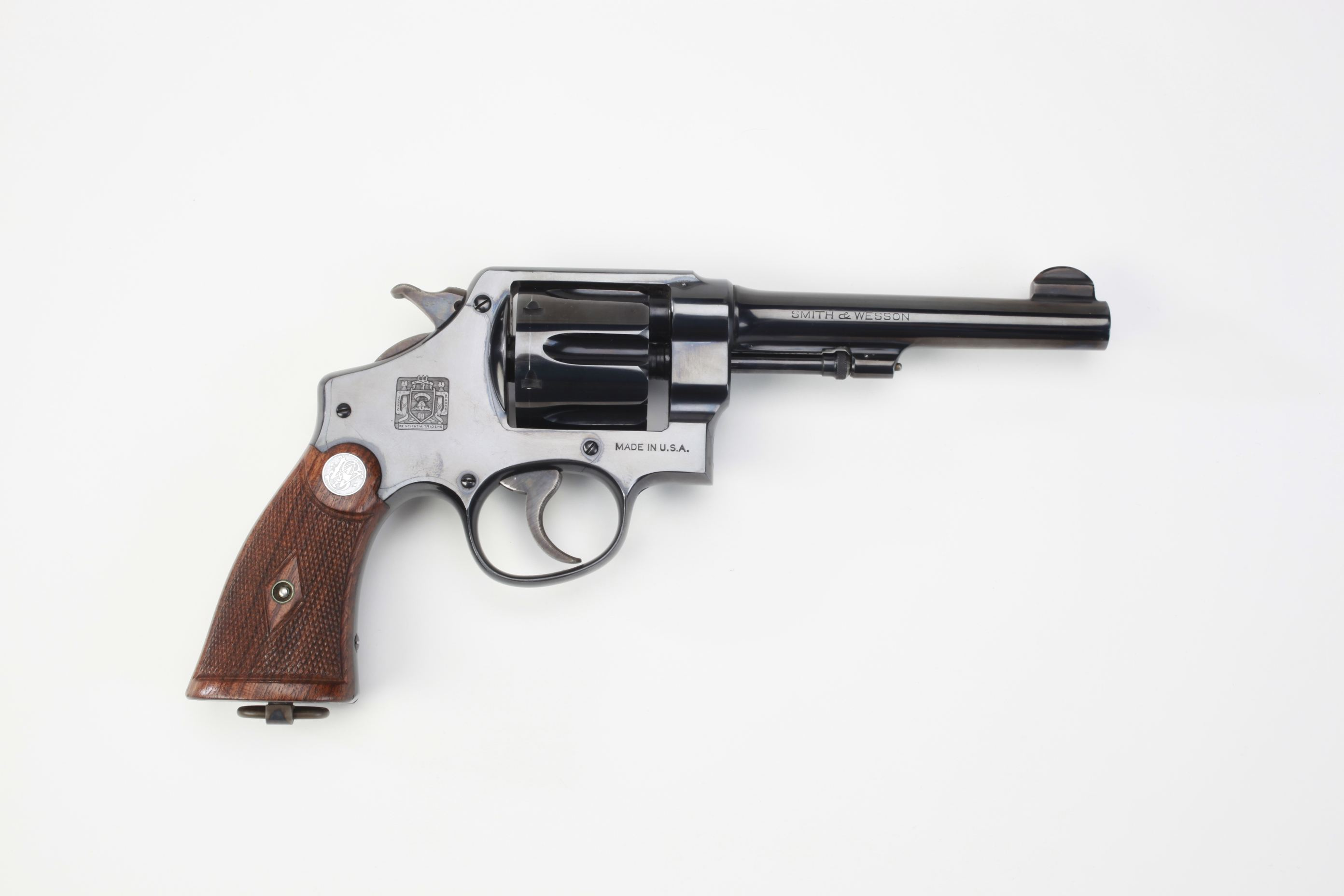 U.S. Smith and Wesson Model 1917 Revolver